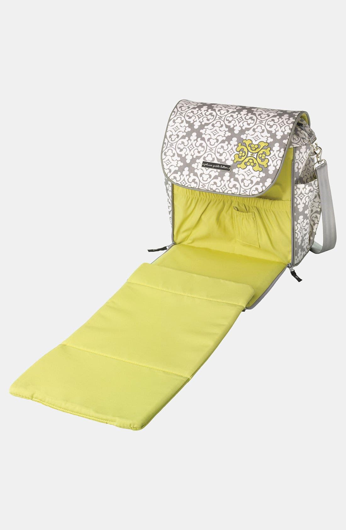 Alternate Image 3  - Petunia Pickle Bottom 'Boxy Glazed' Backpack Diaper Bag