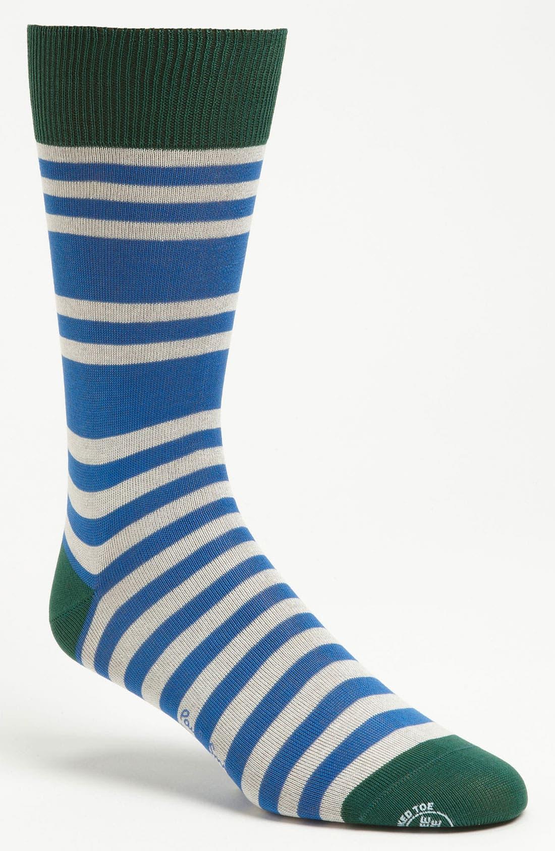 Alternate Image 1 Selected - Paul Smith Accessories 'Odd Bizmark' Socks
