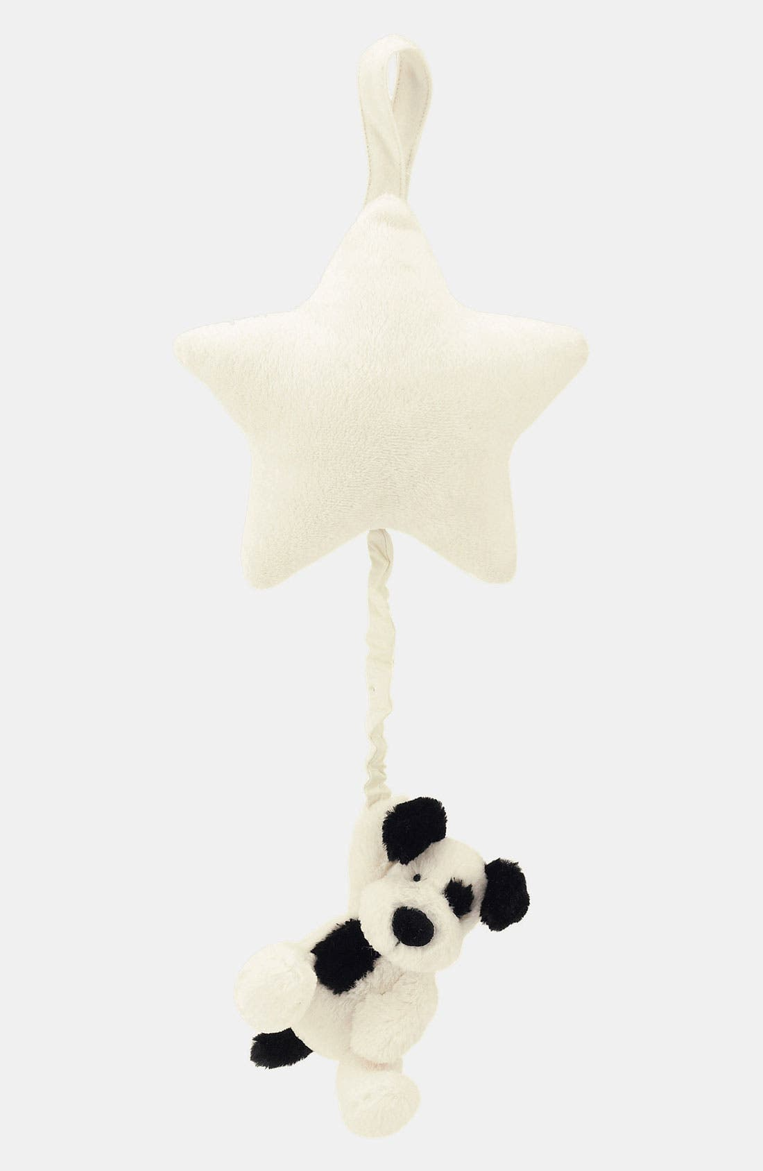 Alternate Image 1 Selected - Jellycat 'Puppy Star' Musical Toy