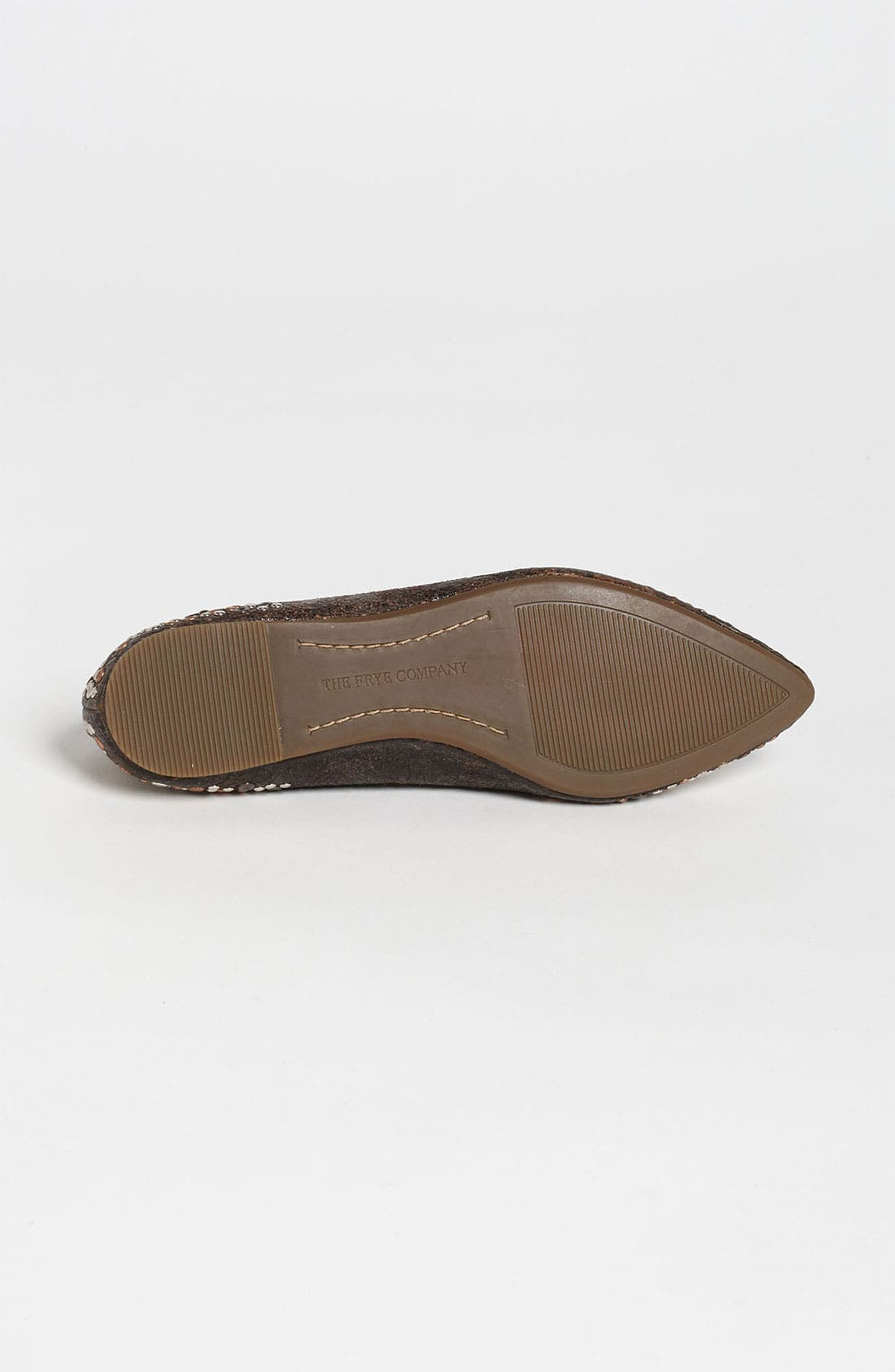 Alternate Image 4  - Frye 'Regina' Studded Flat