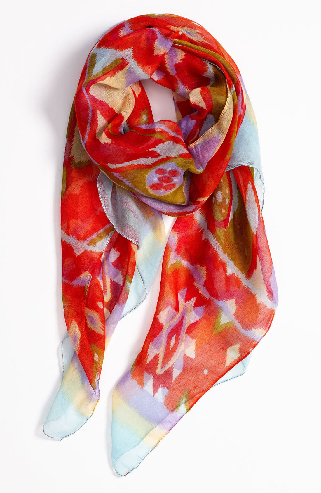 Alternate Image 1 Selected - Tarnish 'Color Medley' Scarf