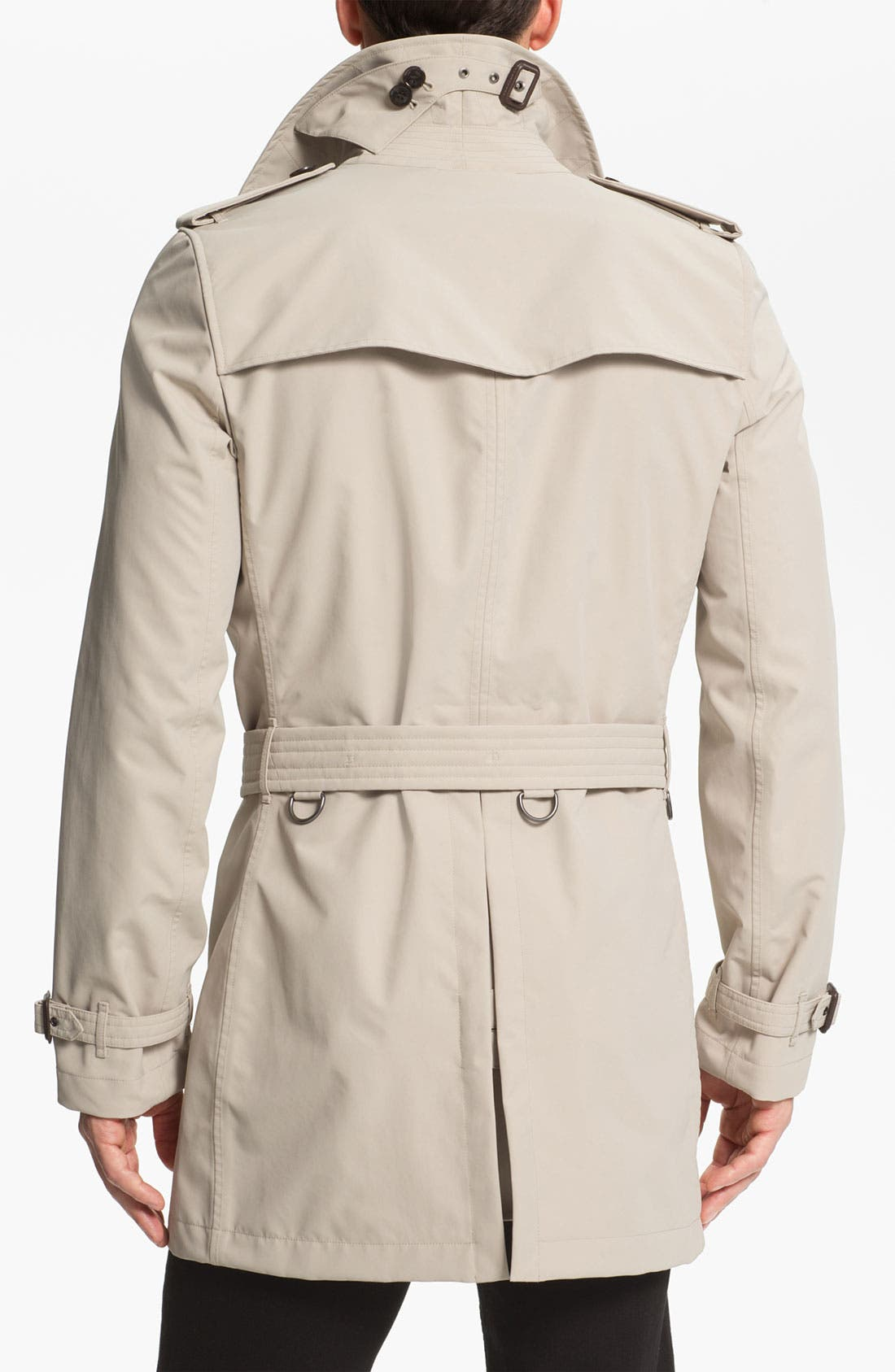 Alternate Image 2  - Burberry Brit 'Britton' Trench Coat