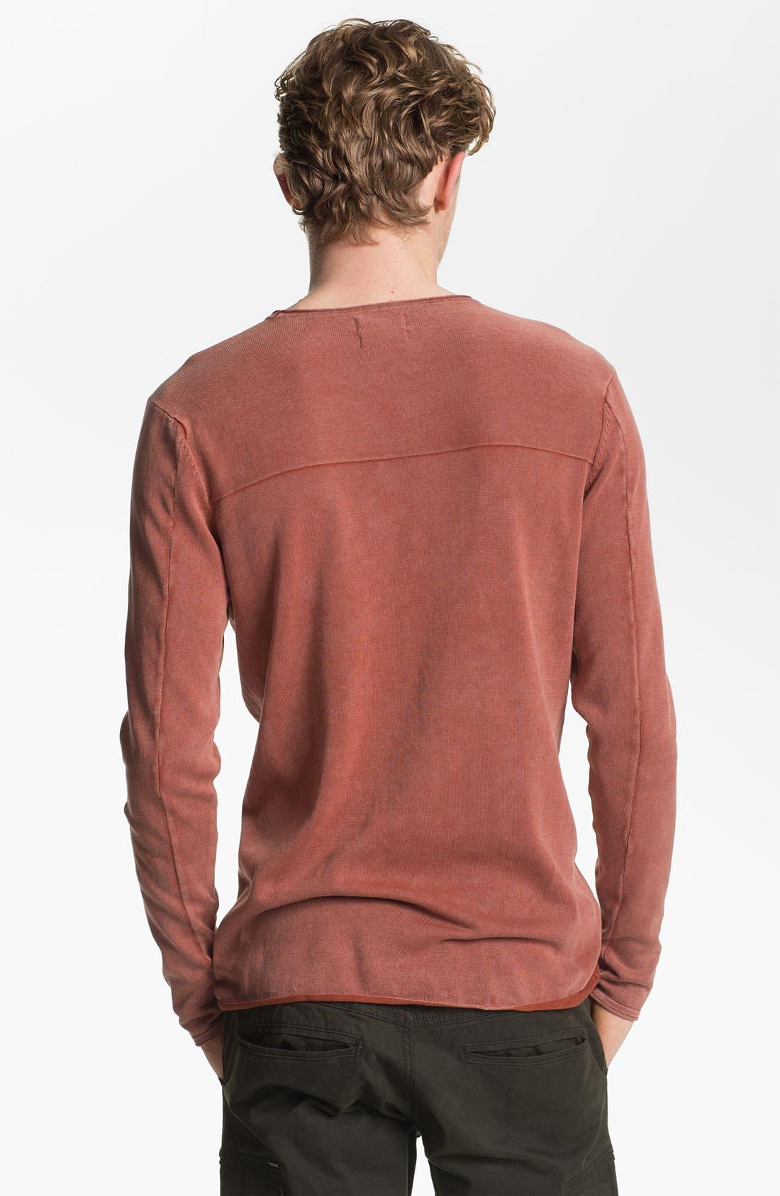 Alternate Image 2  - Zanerobe 'Derek' Long Sleeve Knit Pullover