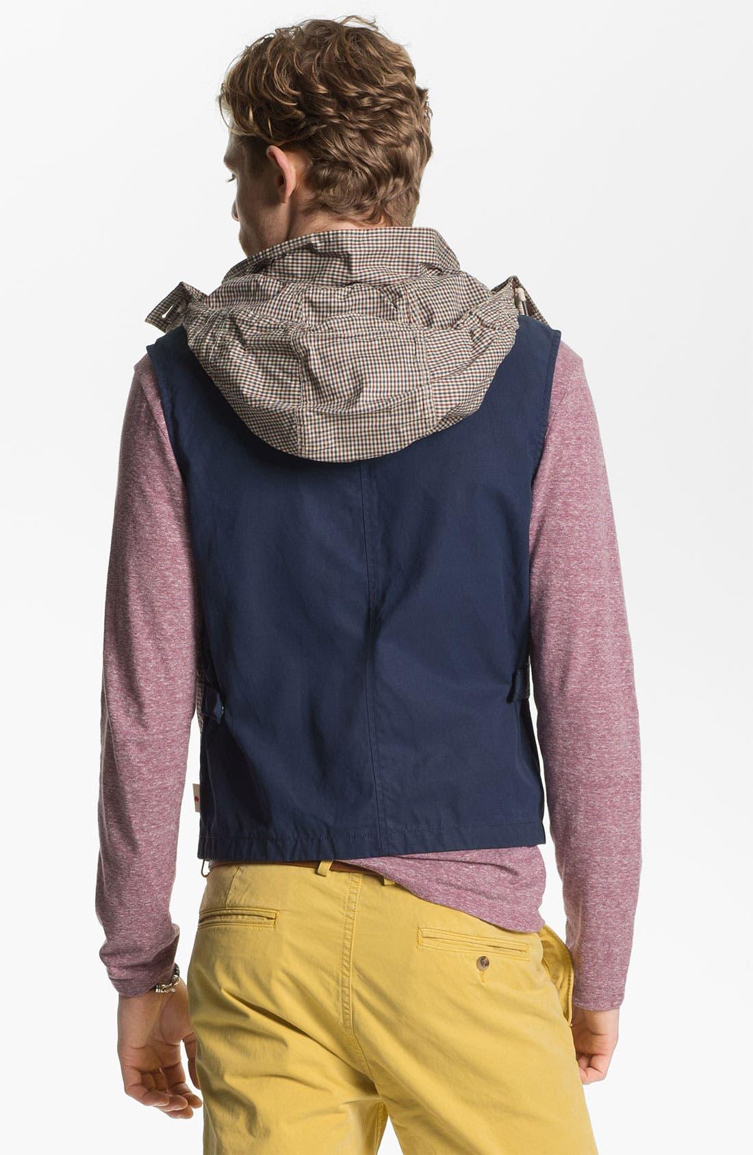 Alternate Image 2  - Marshall Artist Hiking Waistcoat Vest