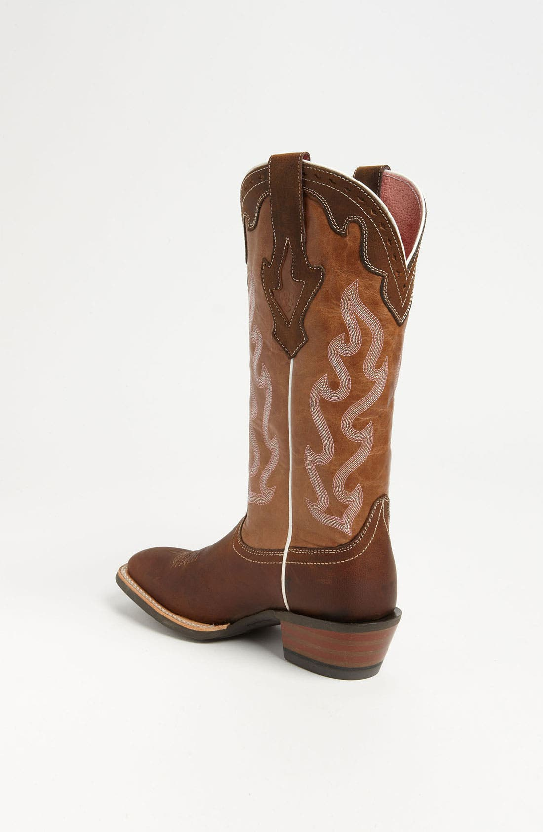 'Crossfire Caliente' Boot,                             Alternate thumbnail 2, color,                             Weathered Brown