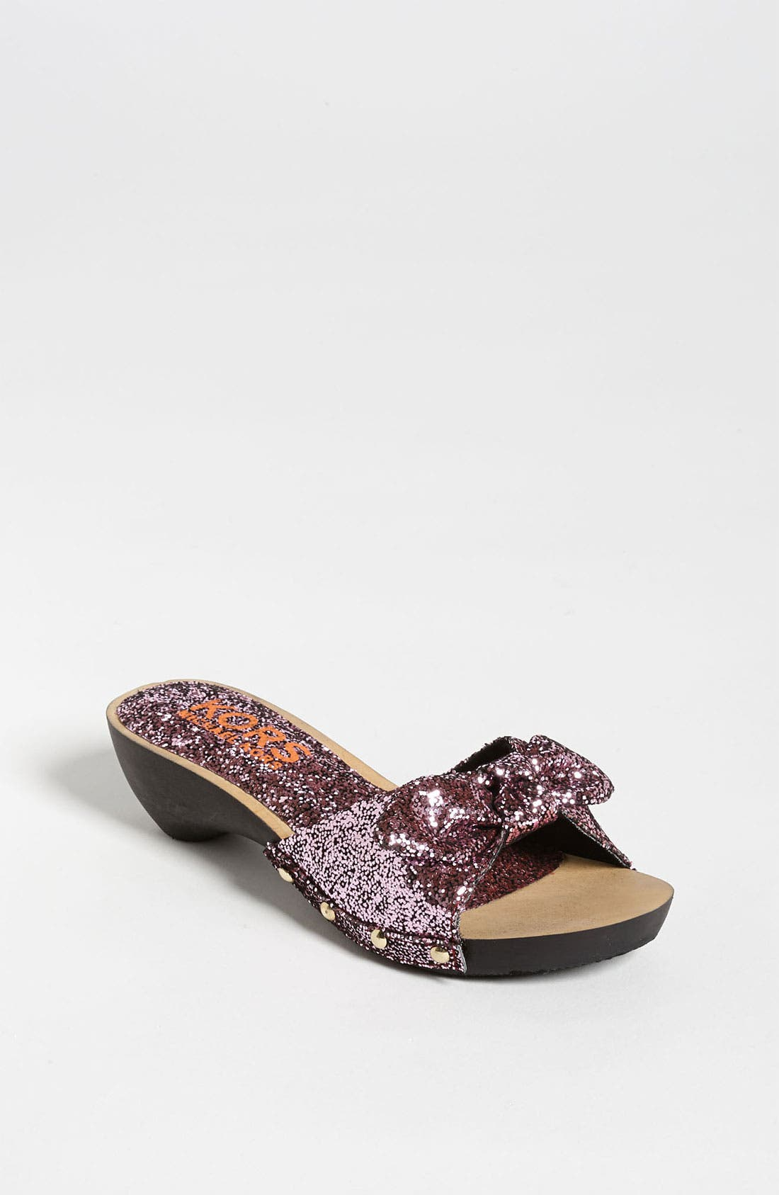 Main Image - KORS Michael Kors 'Celestial' Sandal (Little Kid & Big Kid)