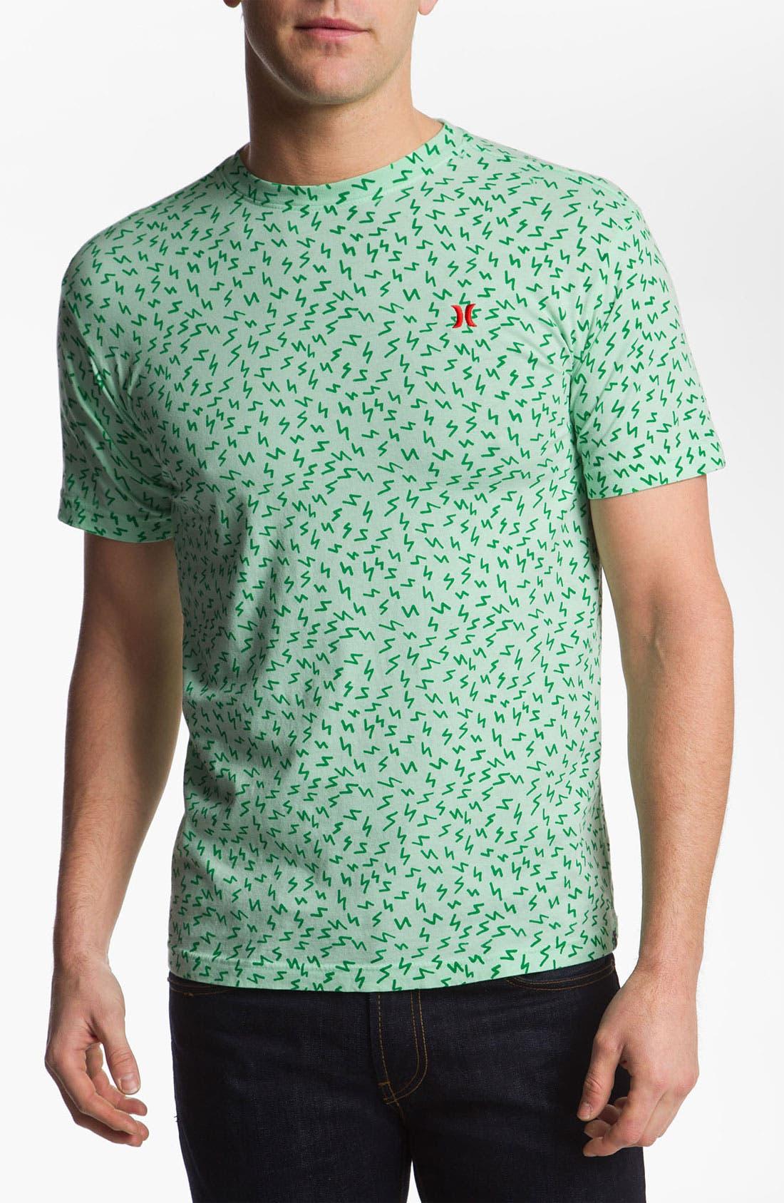 'Icon' T-Shirt,                             Main thumbnail 1, color,                             Seafoam