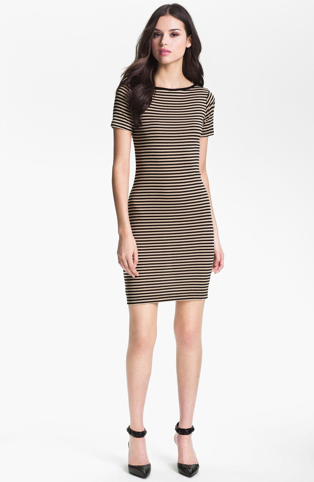 Main Image - Kain 'Dylan' Stripe T-Shirt Dress
