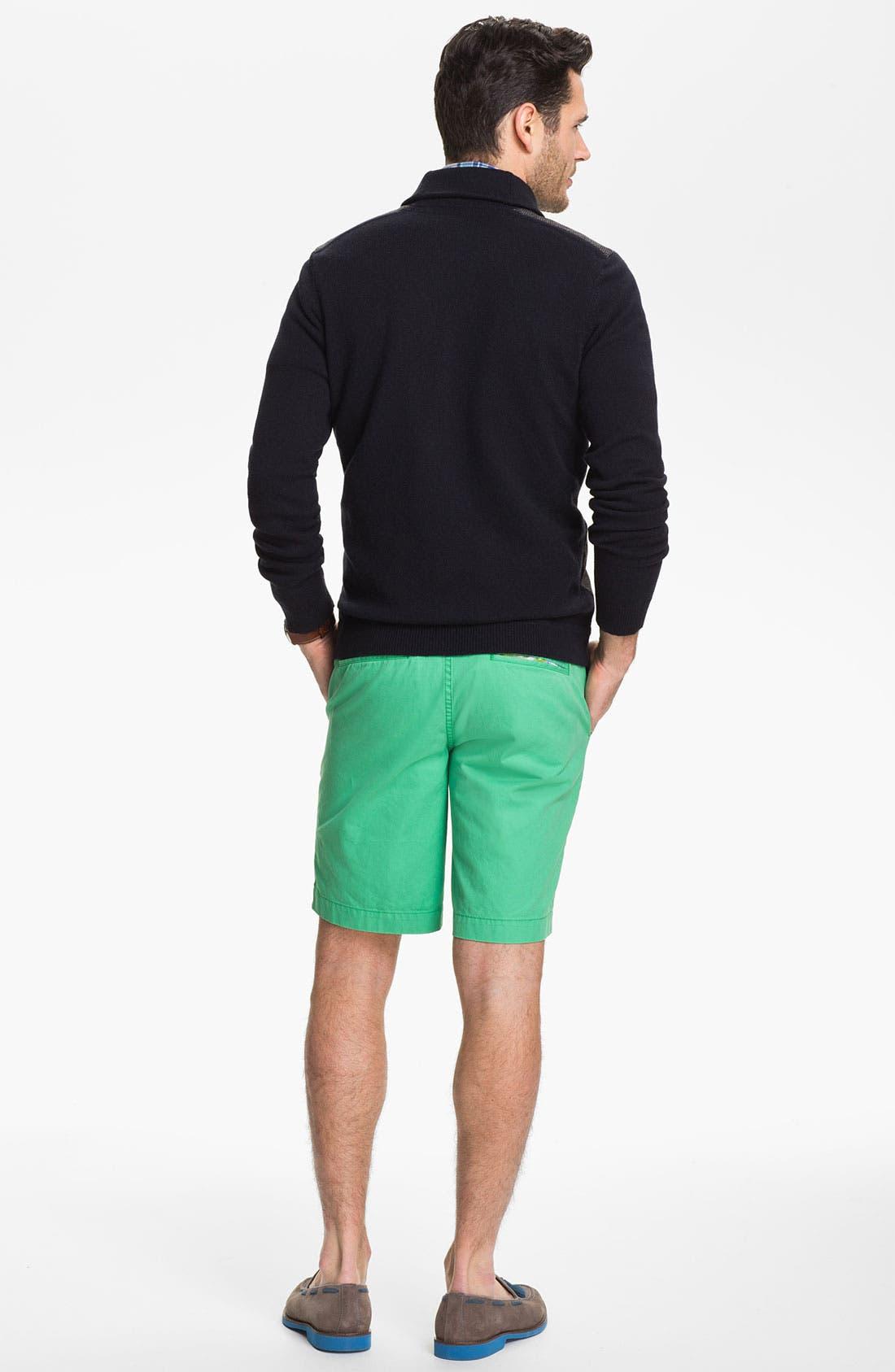 Alternate Image 5  - James Campbell 'Odell Plaid' Sport Shirt