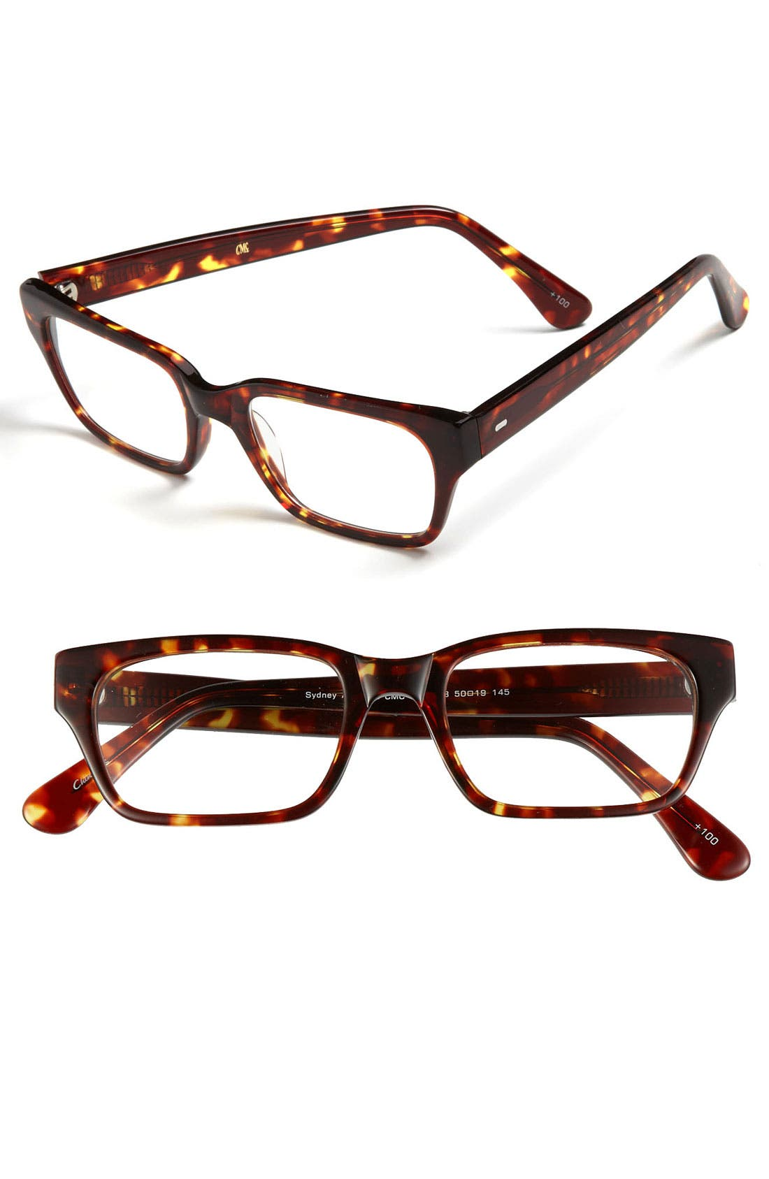 Main Image - Corinne McCormack 'Sydney' 50mm Reading Glasses (Online Only) (2 for $88)