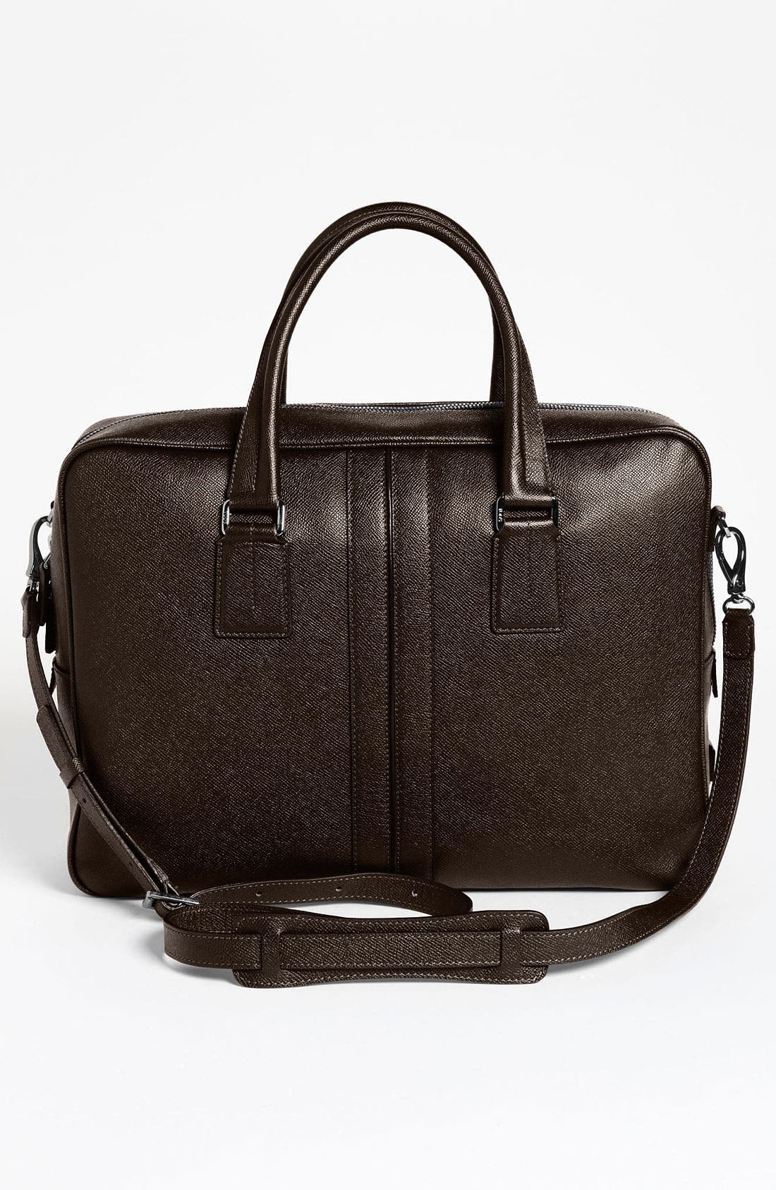 Alternate Image 2  - Tod's Textured Leather Briefcase