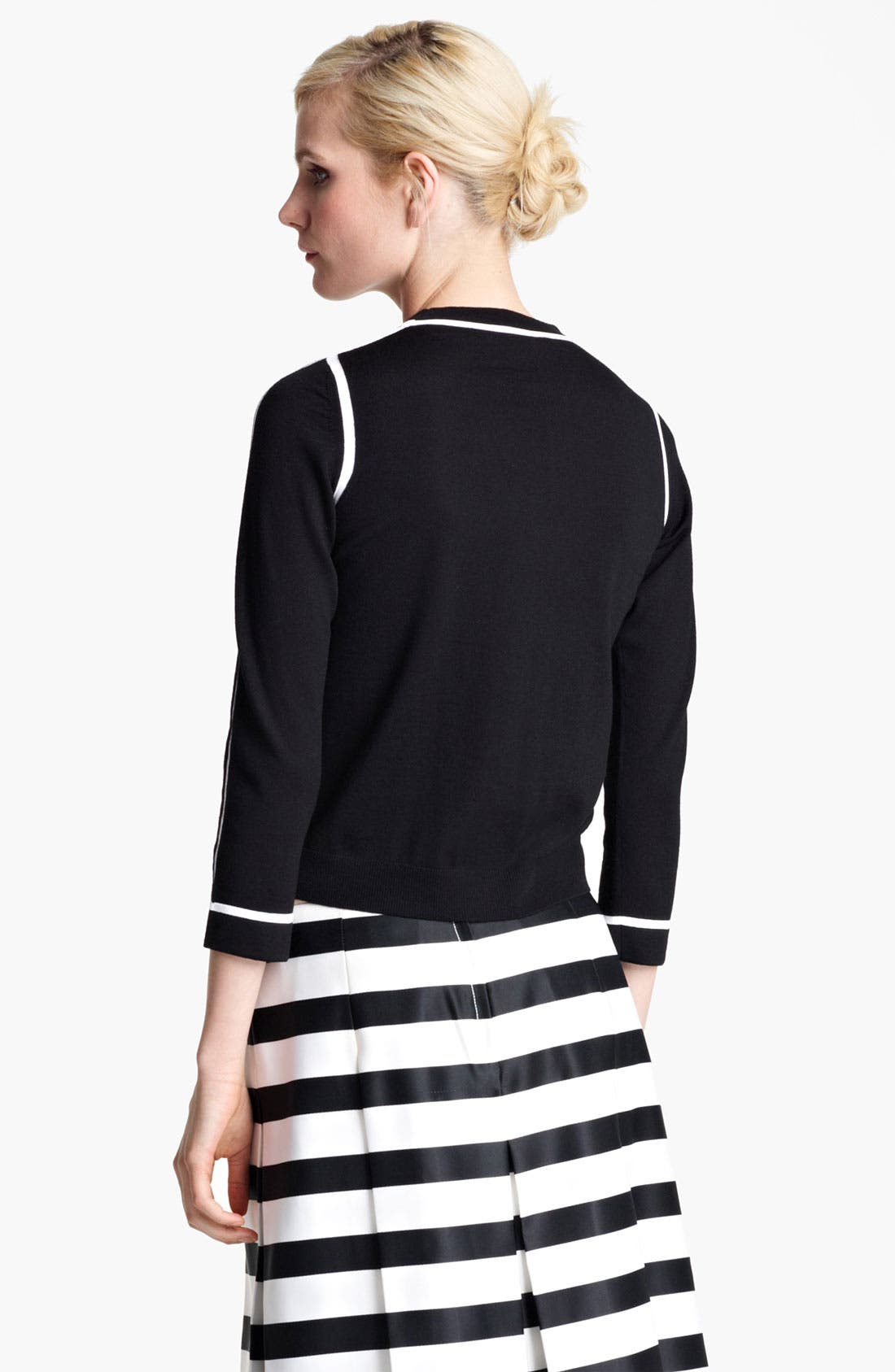 Alternate Image 4  - MARC JACOBS Contrast Trim Cardigan
