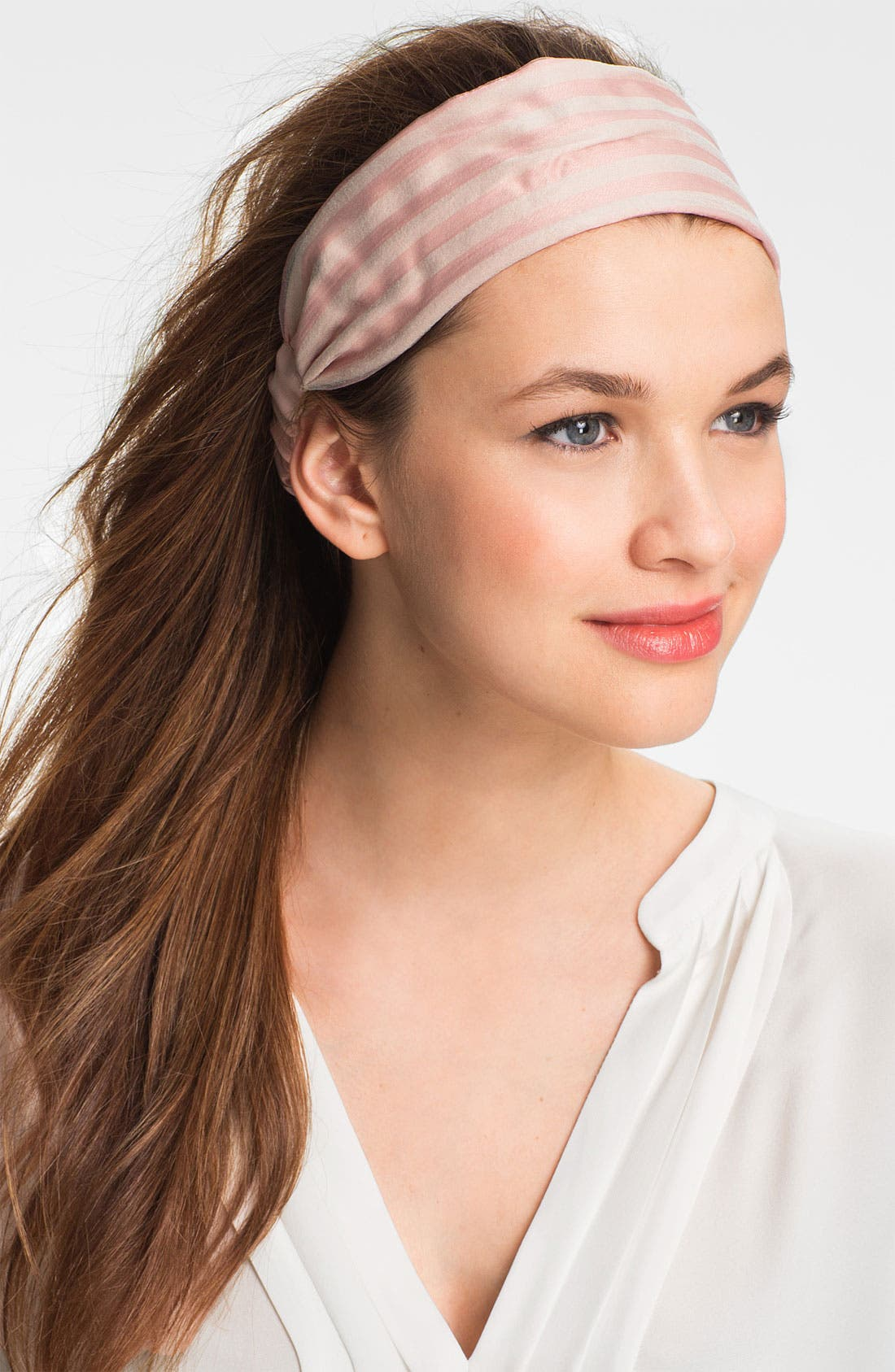 Main Image - Tasha 'Sweet Stripes' Head Wrap