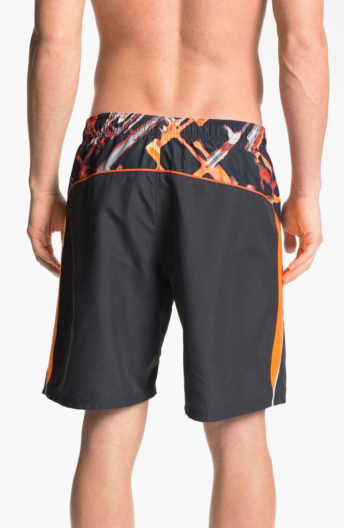 Alternate Image 2  - Nike 'Data Board Splice' Volley Shorts