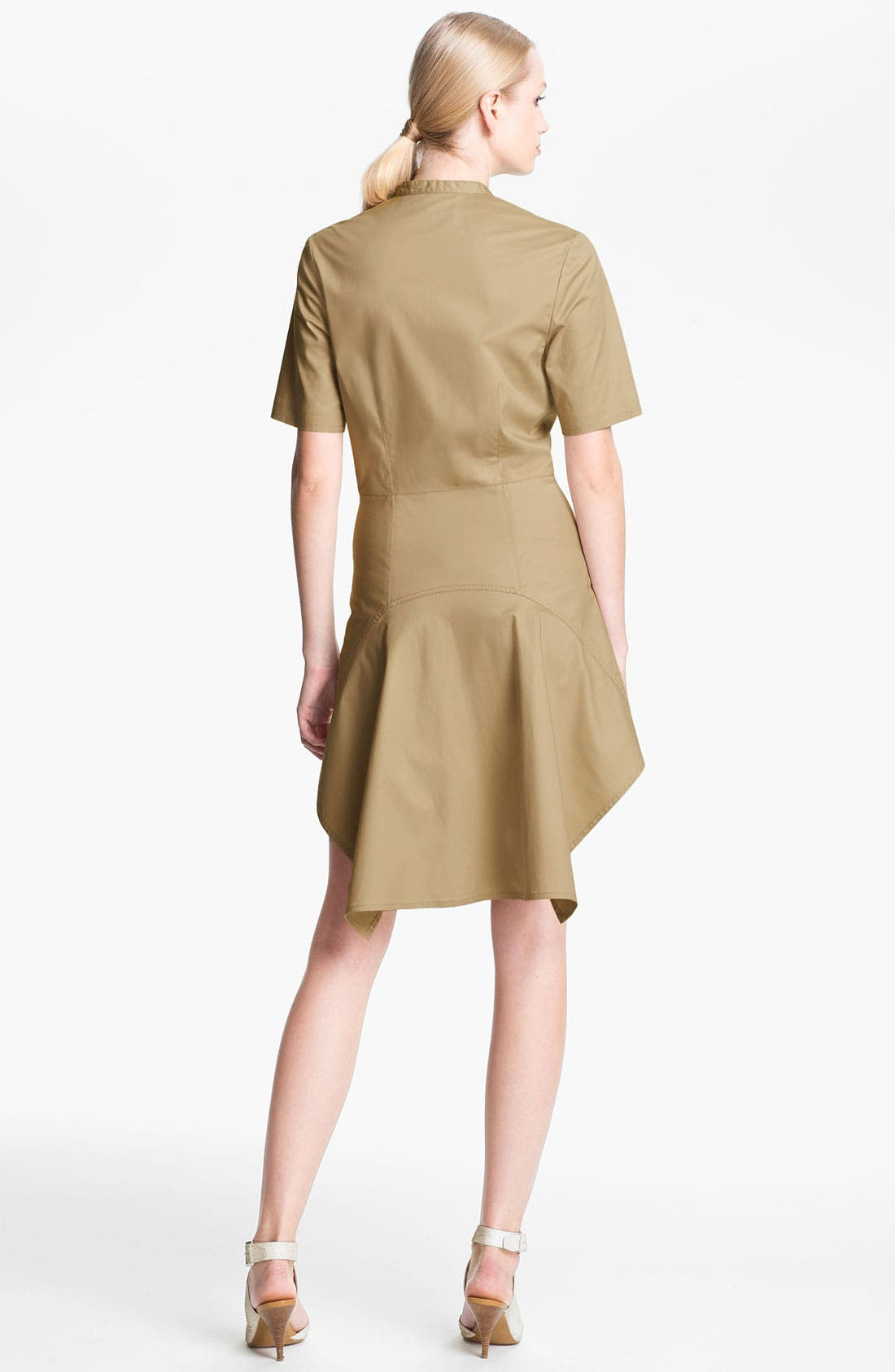 Alternate Image 2  - 3.1 Phillip Lim Gabardine Shirtdress