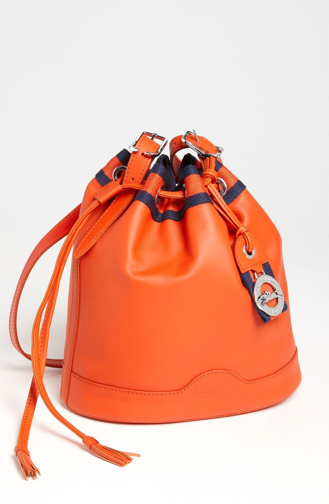 Alternate Image 1 Selected - Longchamp 'Au Sultan' Drawstring Bag