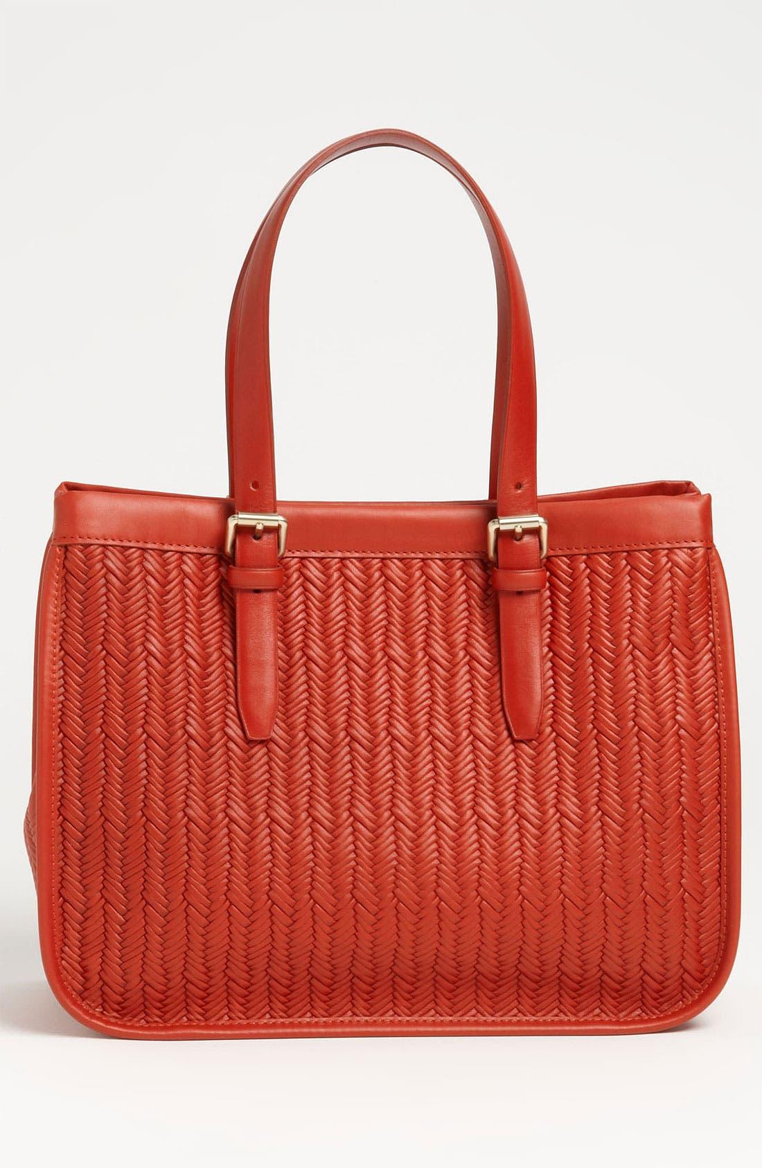Alternate Image 4  - Longchamp 'Balzane Paille' Shoulder Tote