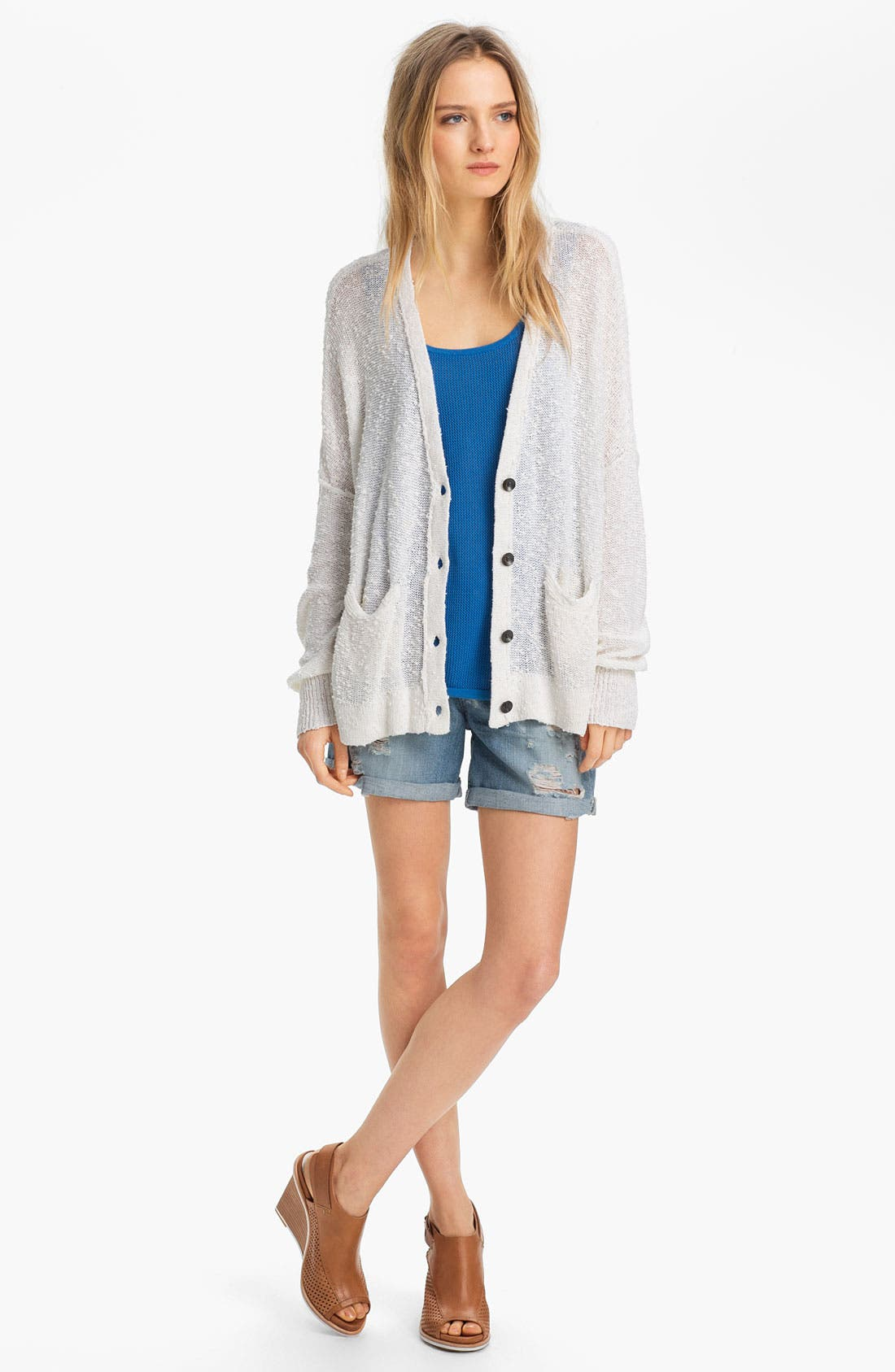 Alternate Image 1 Selected - rag & bone/JEAN 'Marilyn' Cardigan