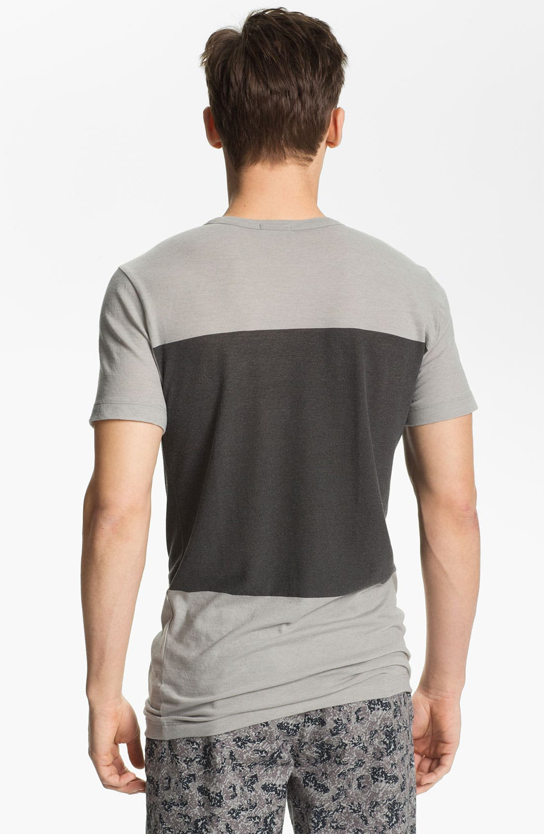 Alternate Image 2  - Theory 'Andrion Biome' Crewneck T-Shirt