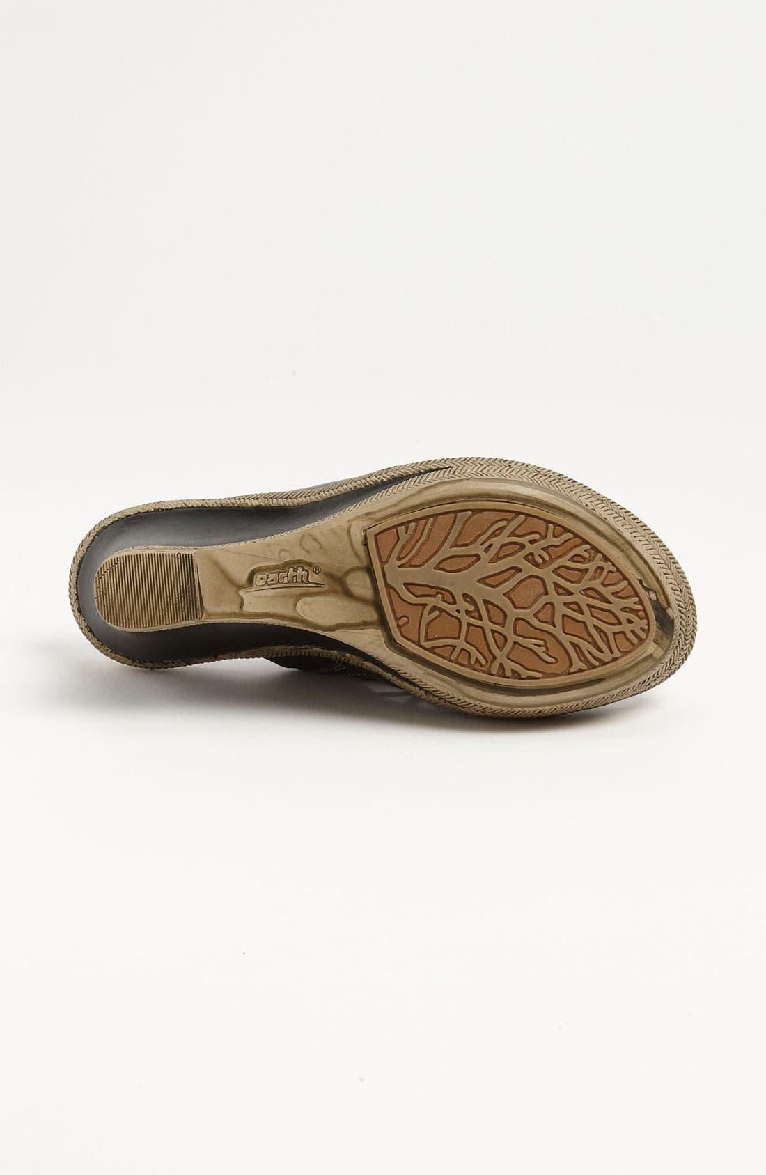 Alternate Image 4  - Earth® 'Sugarpine' Sandal