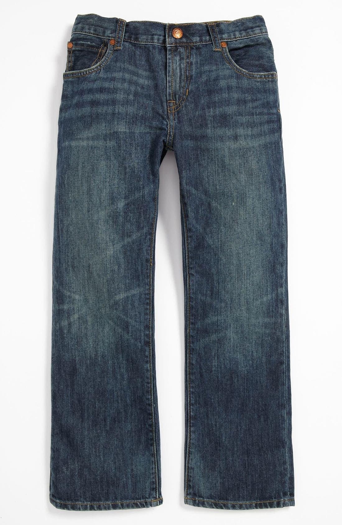 Alternate Image 2  - Peek 'Sullivan' Jeans (Toddler, Little Boys & Big Boys)