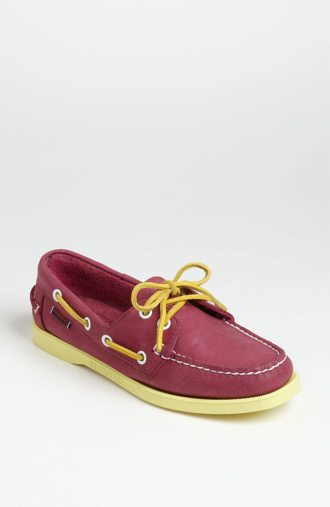 Alternate Image 1 Selected - Sebago 'Docksides' Boat Shoe