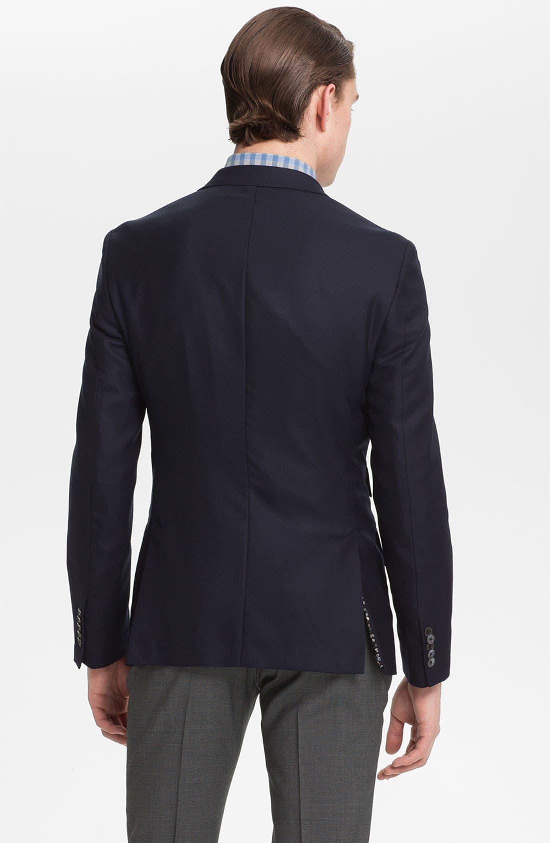 Alternate Image 2  - Paul Smith London Trim Fit Sportcoat