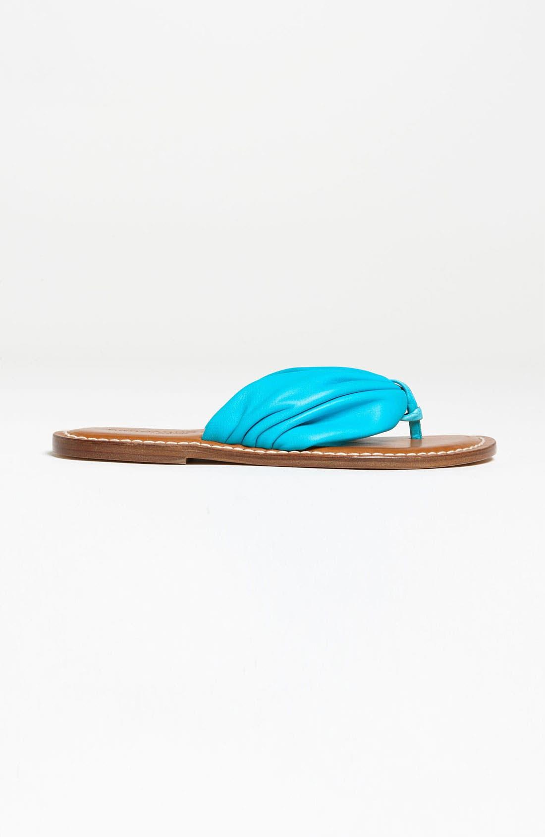 Alternate Image 4  - Bernardo Footwear 1946 Classic Drape Sandal