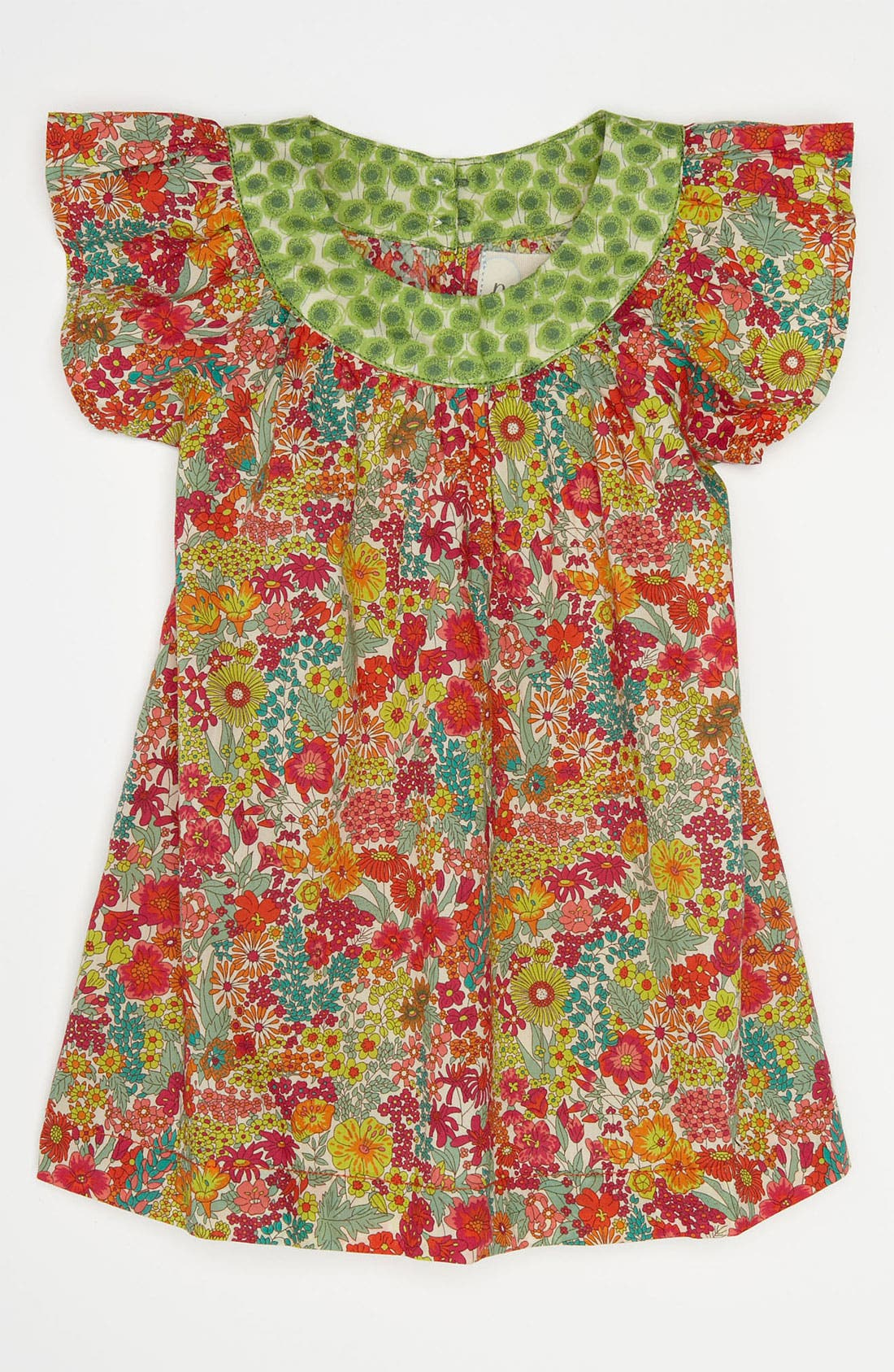 Alternate Image 1 Selected - Peek 'Angelica' Dress (Baby)