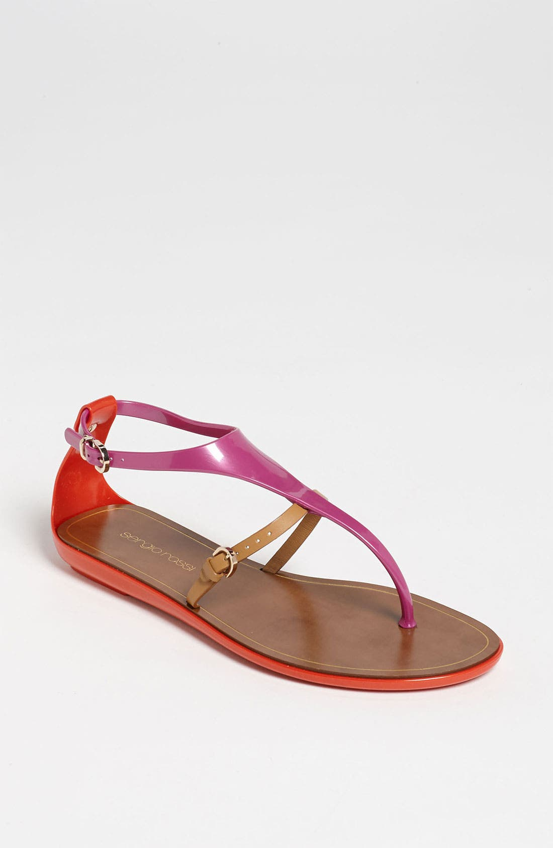 Alternate Image 1 Selected - Sergio Rossi Thong Sandal
