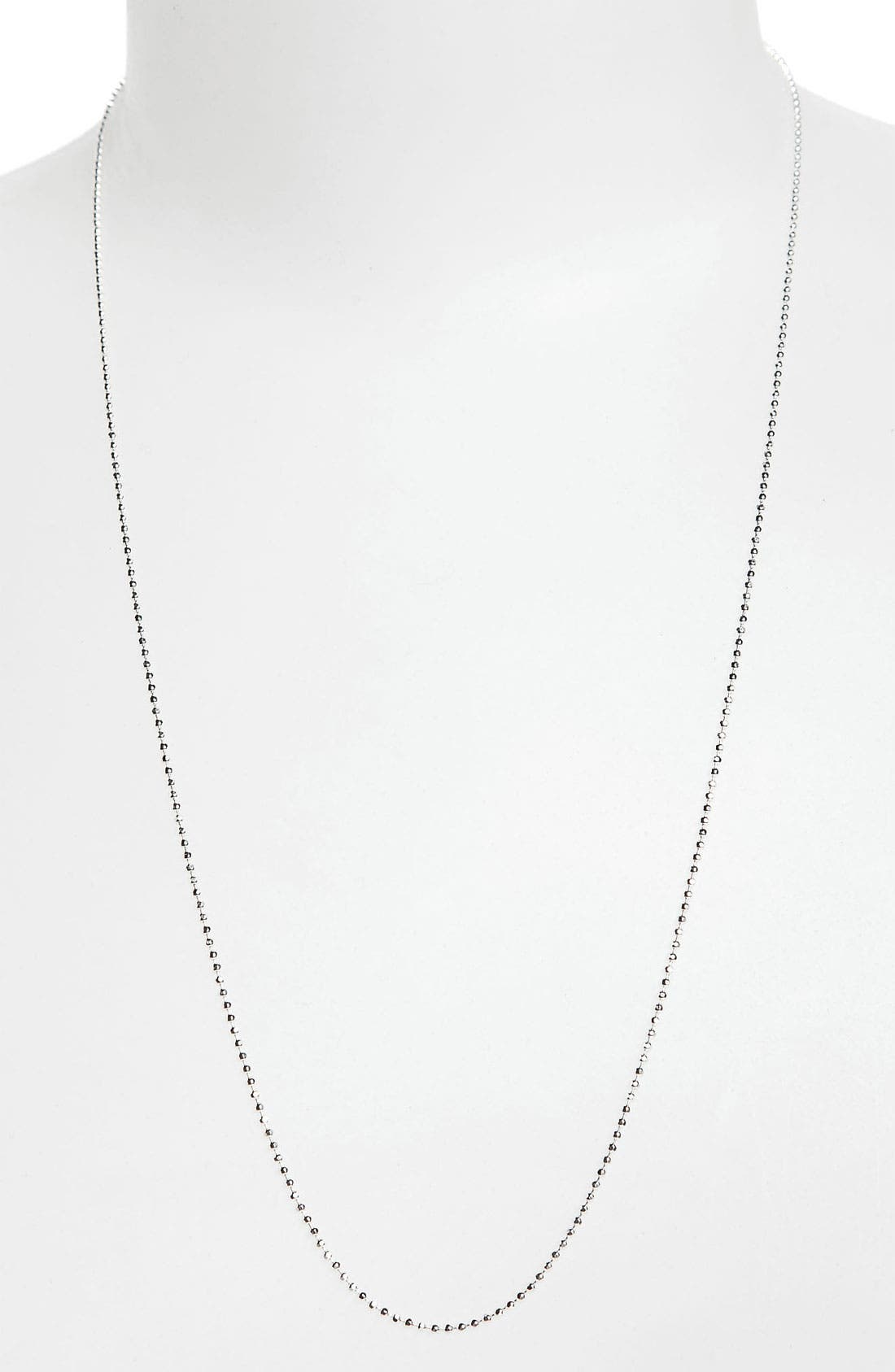 Alternate Image 2  - Dogeared Ball Necklace