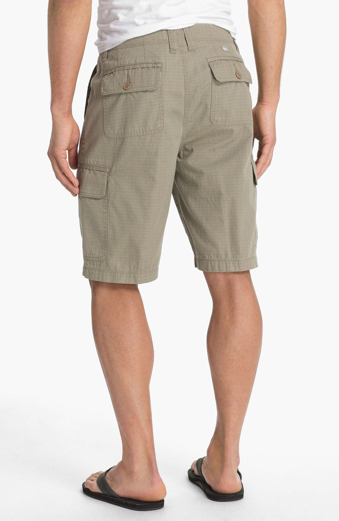 Alternate Image 2  - Quiksilver Waterman Collection 'Trails' Cargo Shorts
