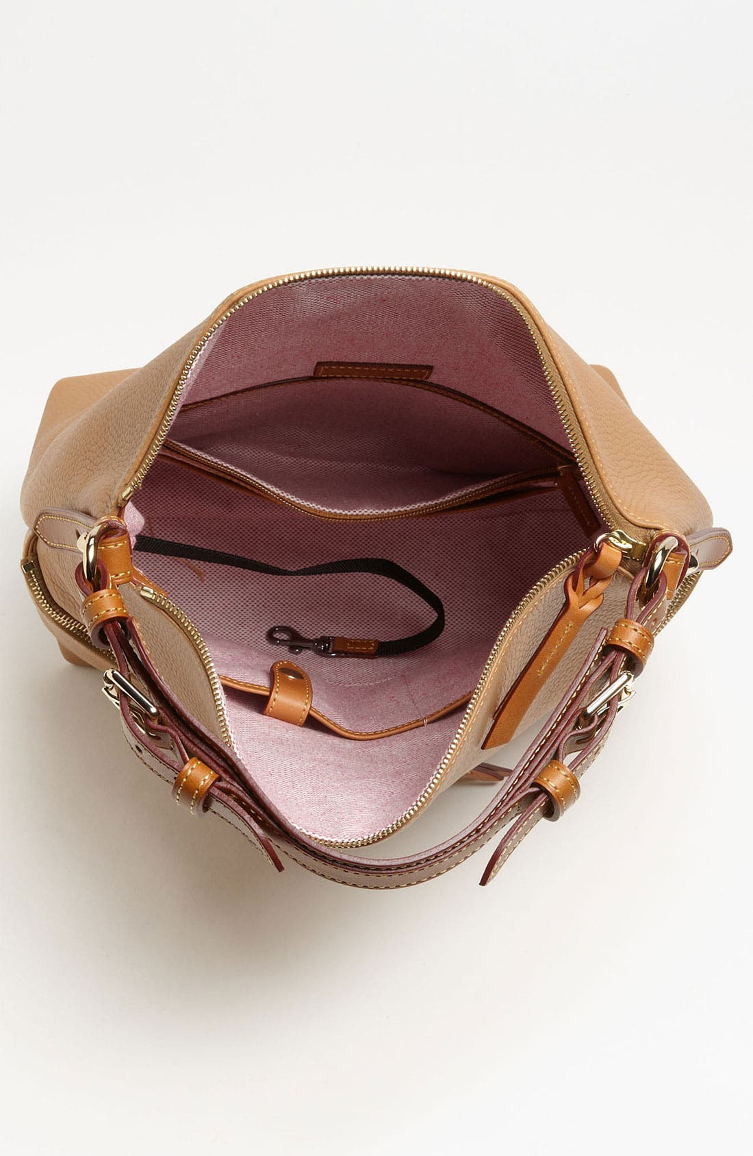 Alternate Image 3  - Dooney & Bourke 'Dillen - Medium' Zip Pocket Leather Hobo