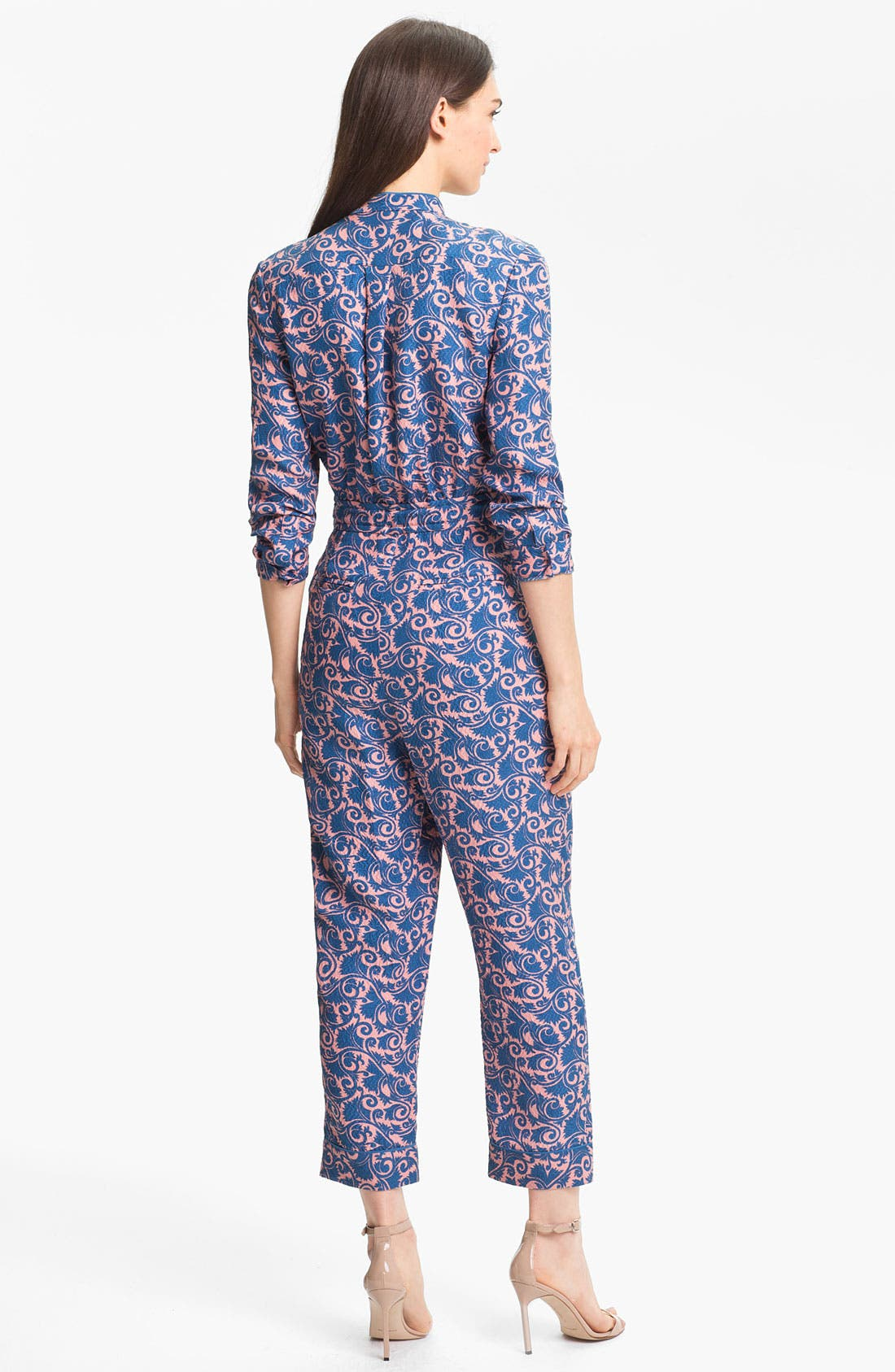 Alternate Image 2  - MARC BY MARC JACOBS 'Tootsie' Silk Jumpsuit