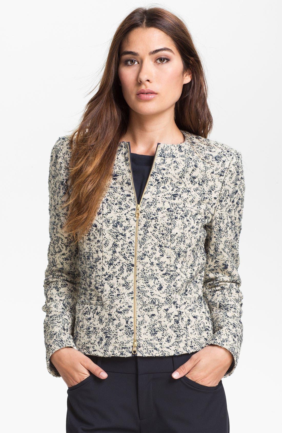 Alternate Image 1 Selected - BOSS Black 'Jorona' Jacket