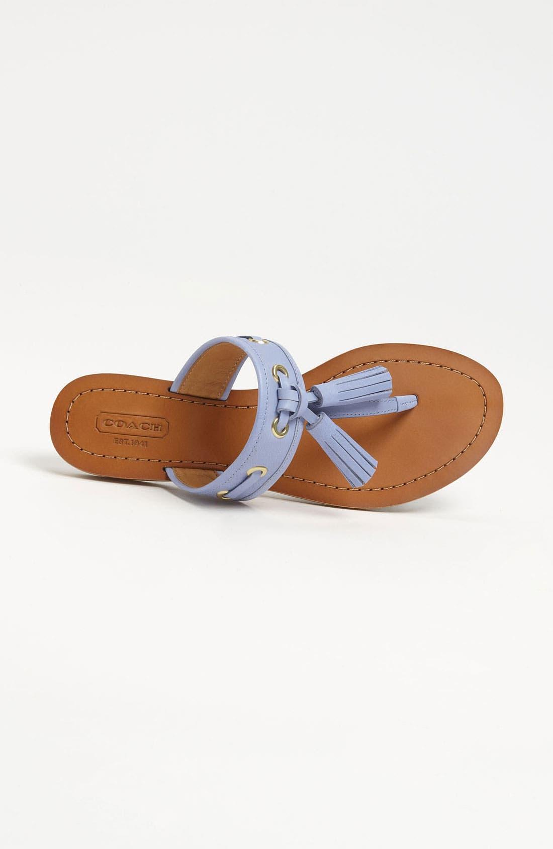 Alternate Image 3  - COACH 'Sheena' Sandal
