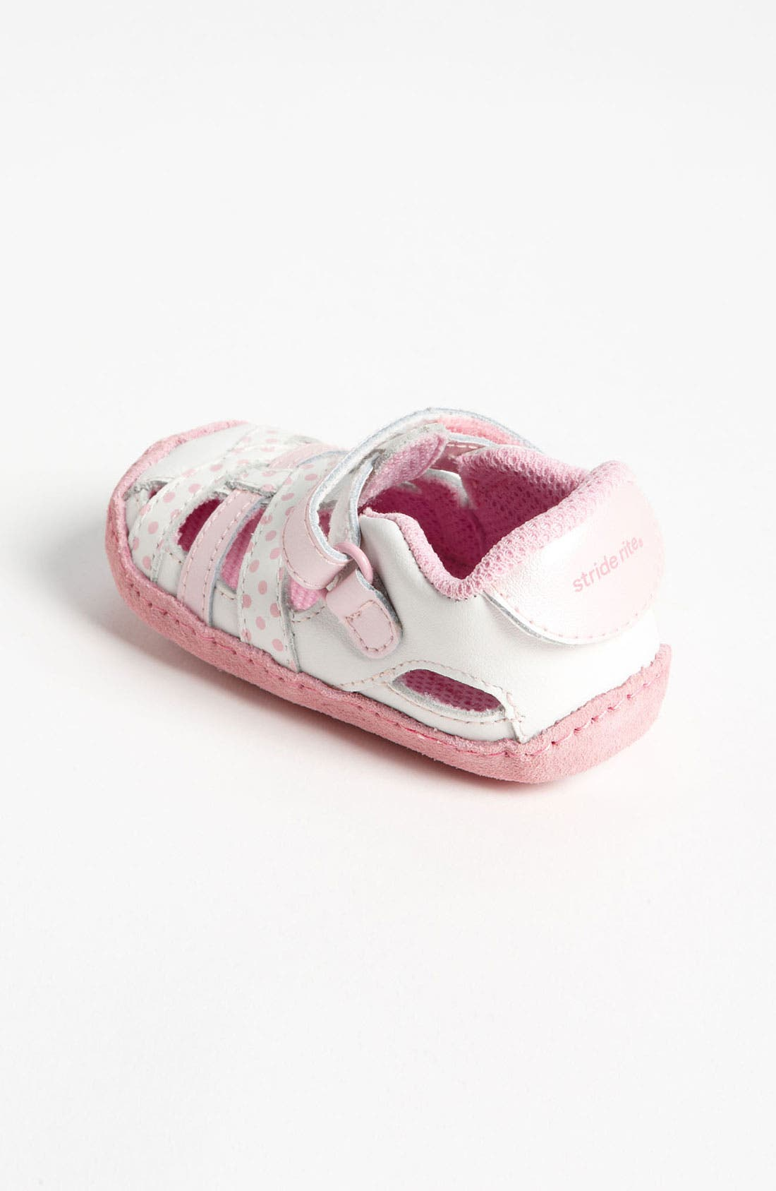 Alternate Image 2  - Stride Rite 'Crawl - Ray of Sunshine' Slip-On (Baby)