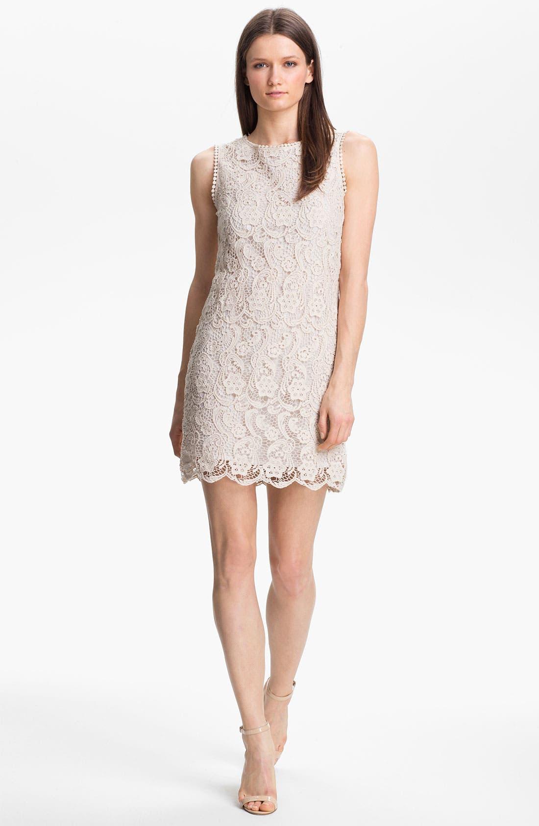 Alternate Image 1 Selected - Joie 'Vionne' Cotton Shift Dress