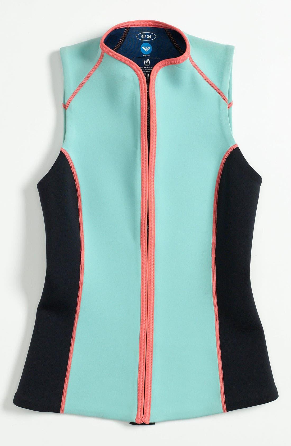 Alternate Image 3  - 'DVF Loves Roxy' Surf Vest