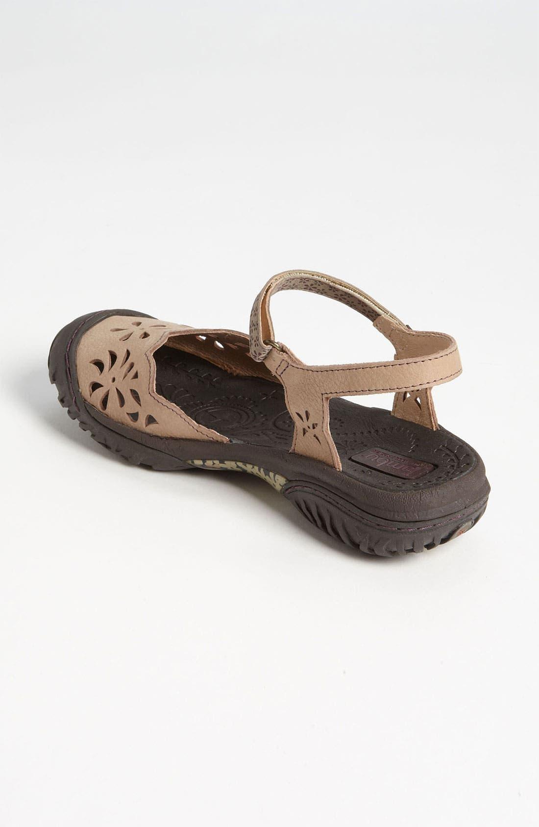 Alternate Image 1 Selected - Jambu 'Ocean' Sandal