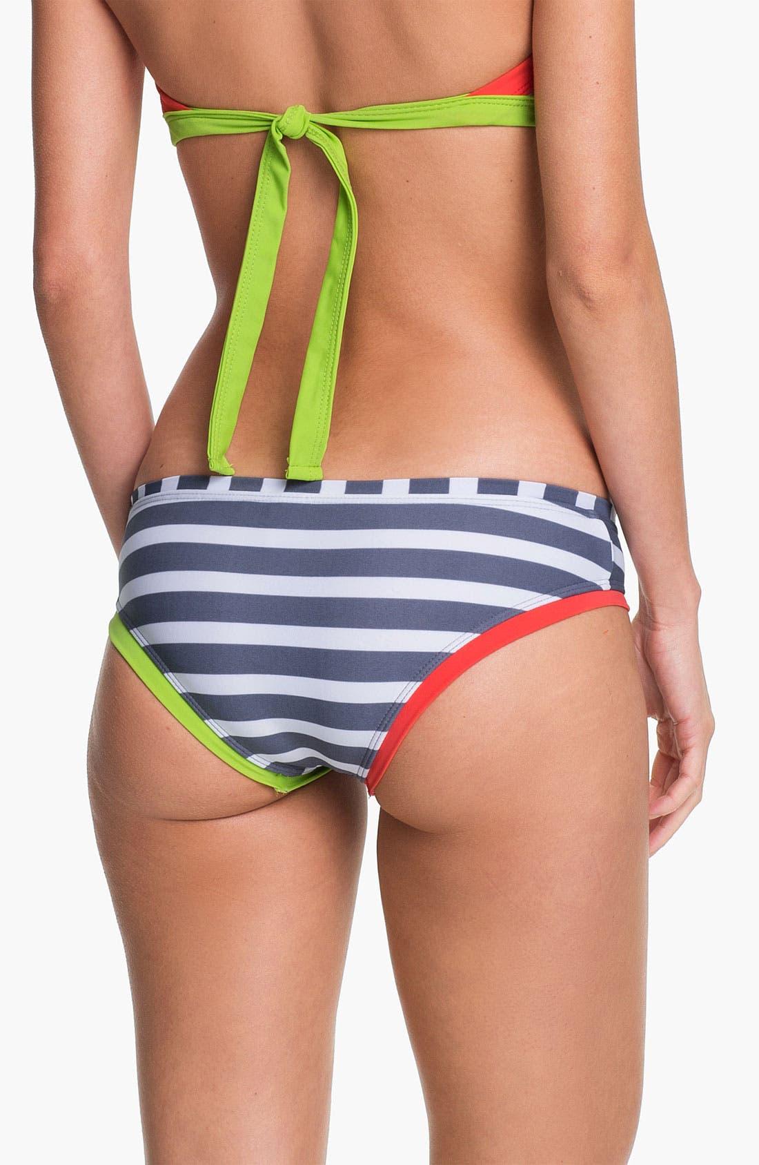 Alternate Image 3  - BCA 'Rugby Coastal' Bikini Bottoms
