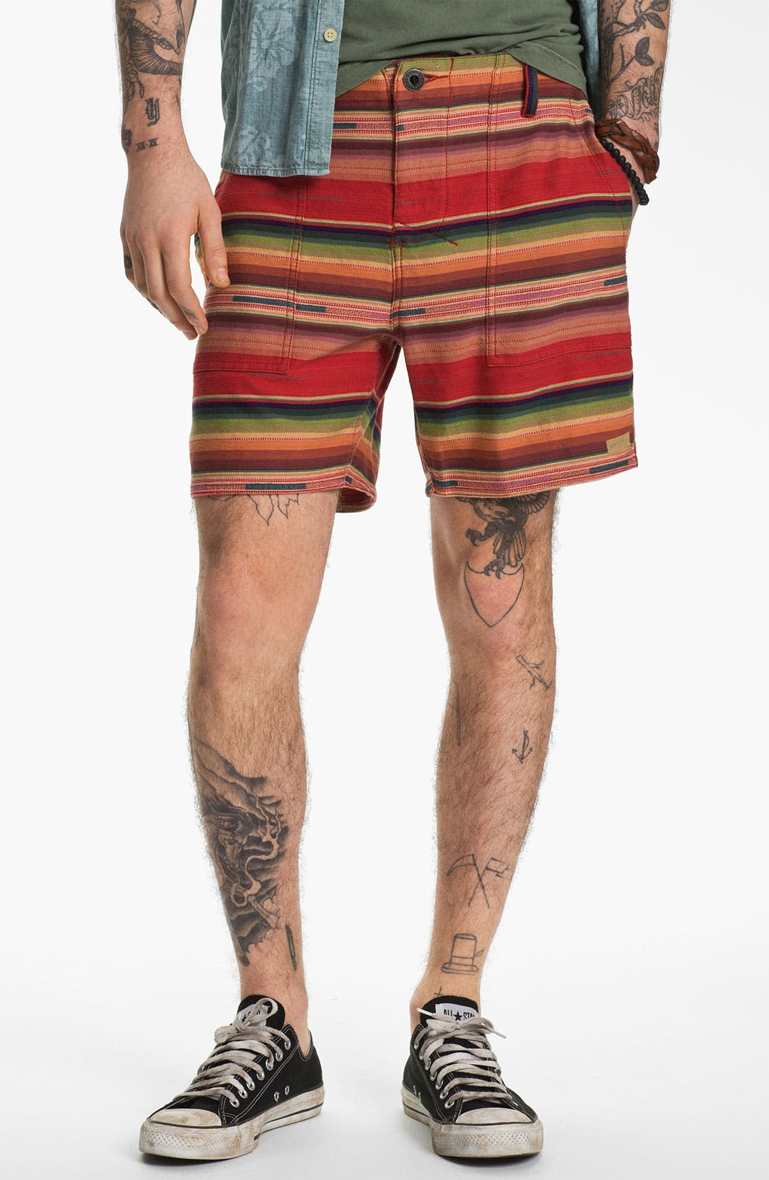 Main Image - Rhythm 'Wairoo' Shorts