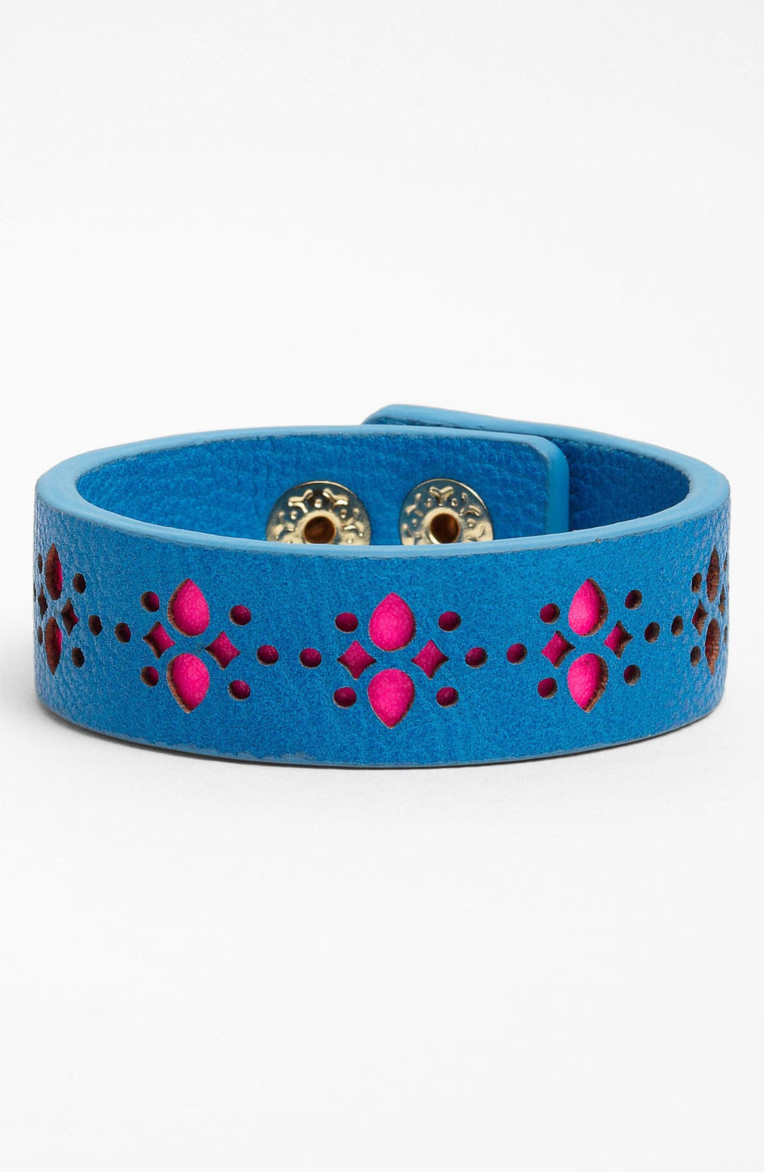 Main Image - Jessica Simpson 'Chic Frills' Bracelet
