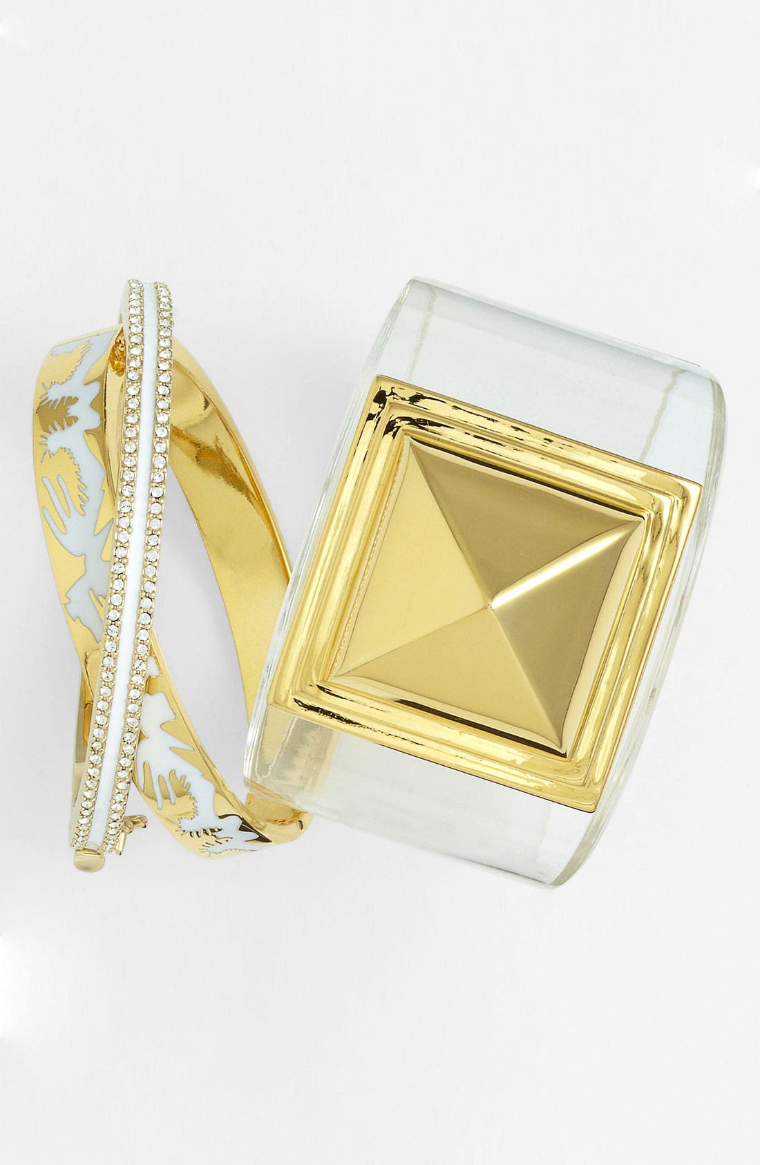 Alternate Image 2  - Vince Camuto Hinged Bracelet