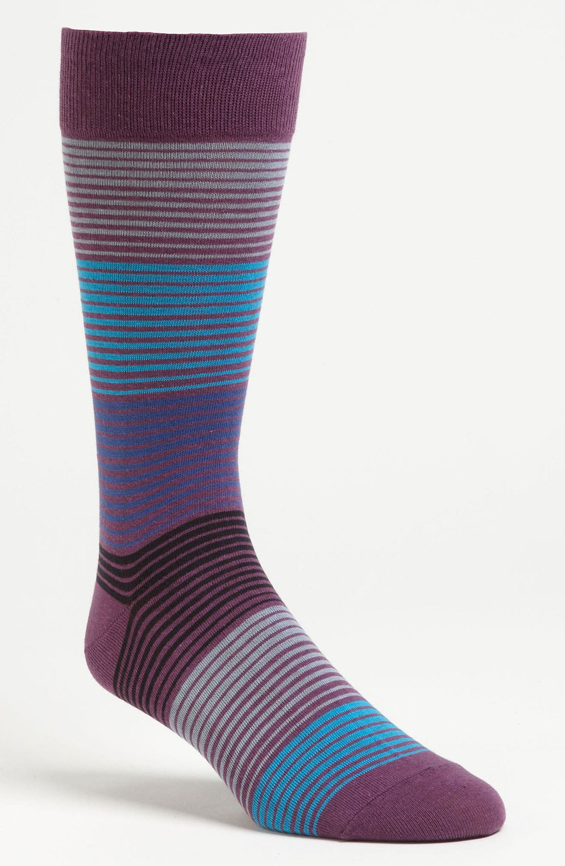 Alternate Image 1 Selected - Cole Haan 'Ombré' Socks (3 for $27)