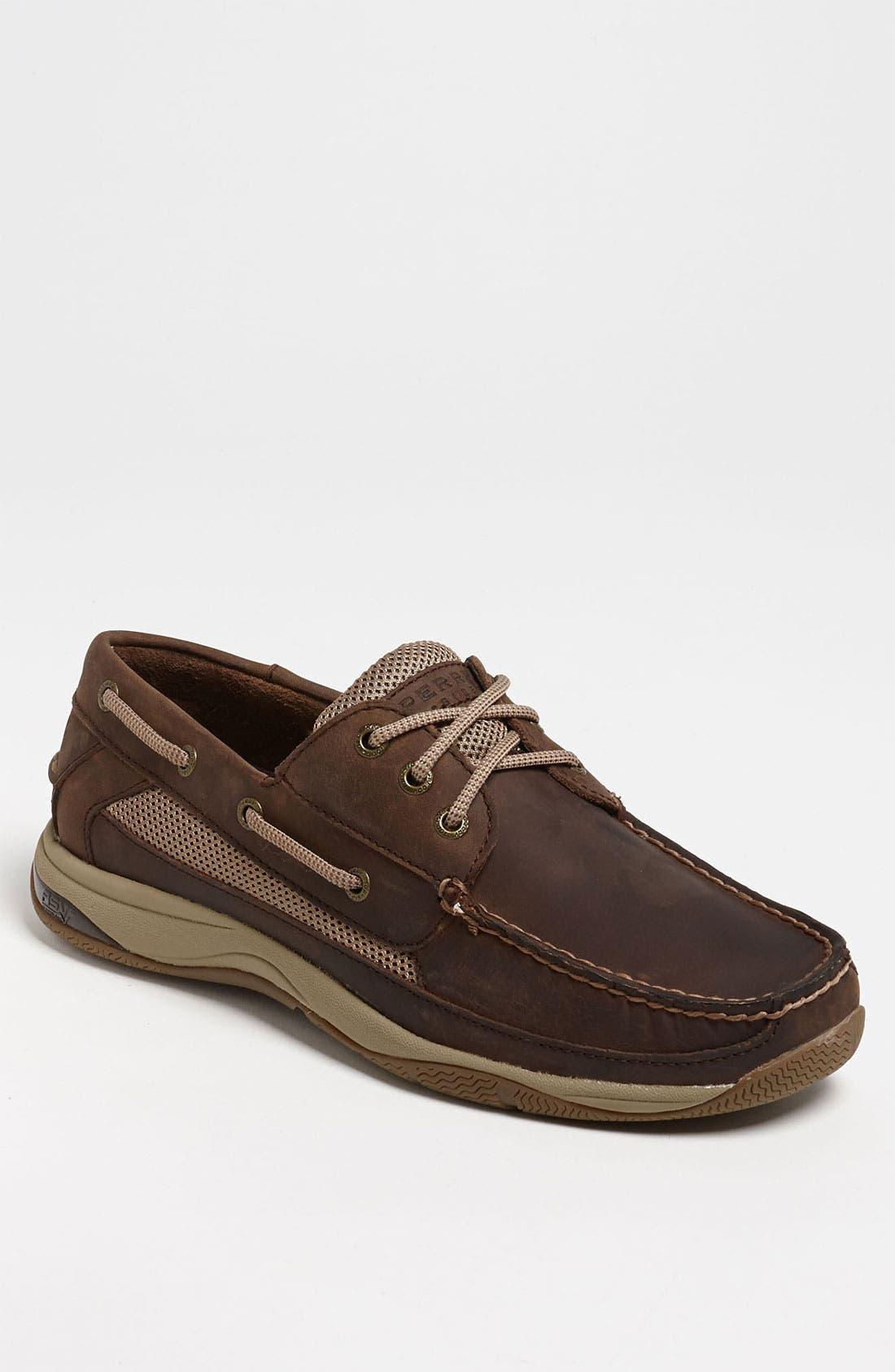 Alternate Image 1 Selected - Sperry Top-Sider® 'Billfish' Boat Shoe