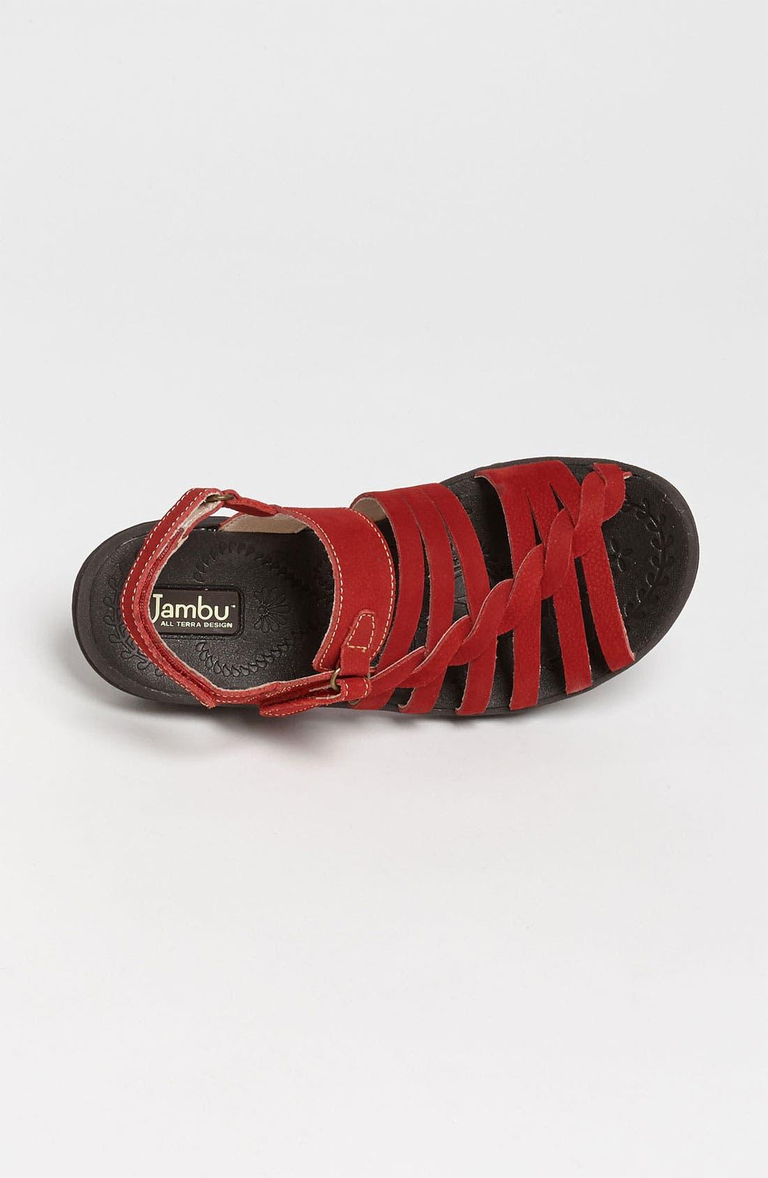Alternate Image 3  - Jambu 'Holly' Sandal