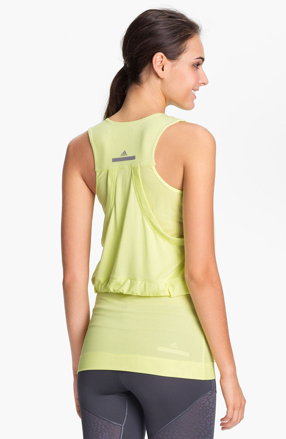 Alternate Image 2  - adidas by Stella McCartney 'Tennis' Performance Tank