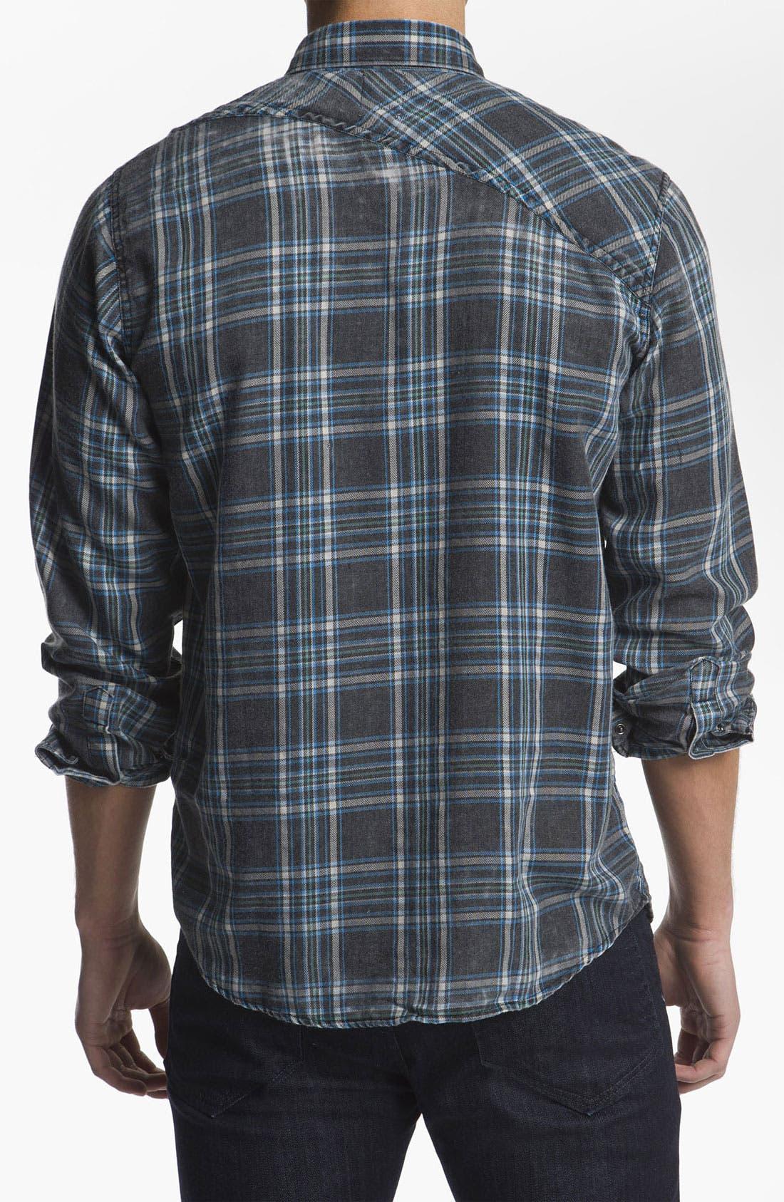 Alternate Image 2  - Volcom 'Burn Around' Sport Shirt