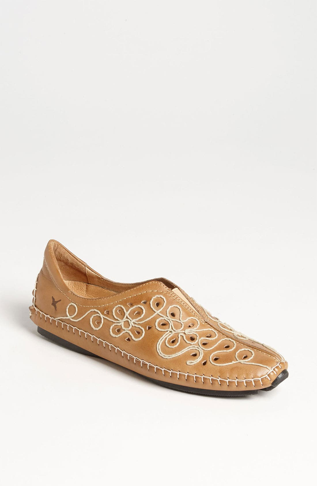 Main Image - PIKOLINOS 'Jerez' Embroidered Loafer
